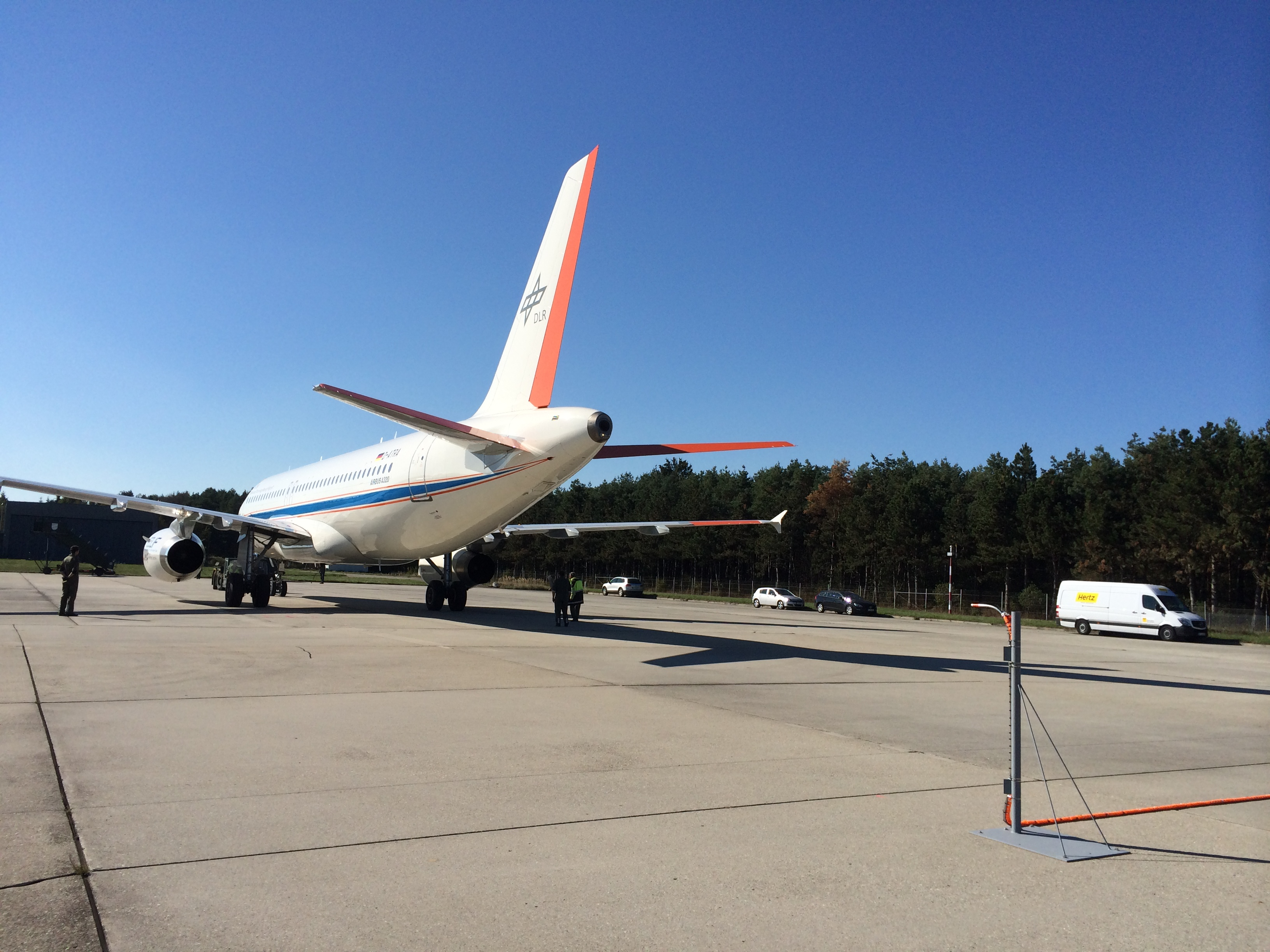 nasa instruments head to germany for alternative fuels research