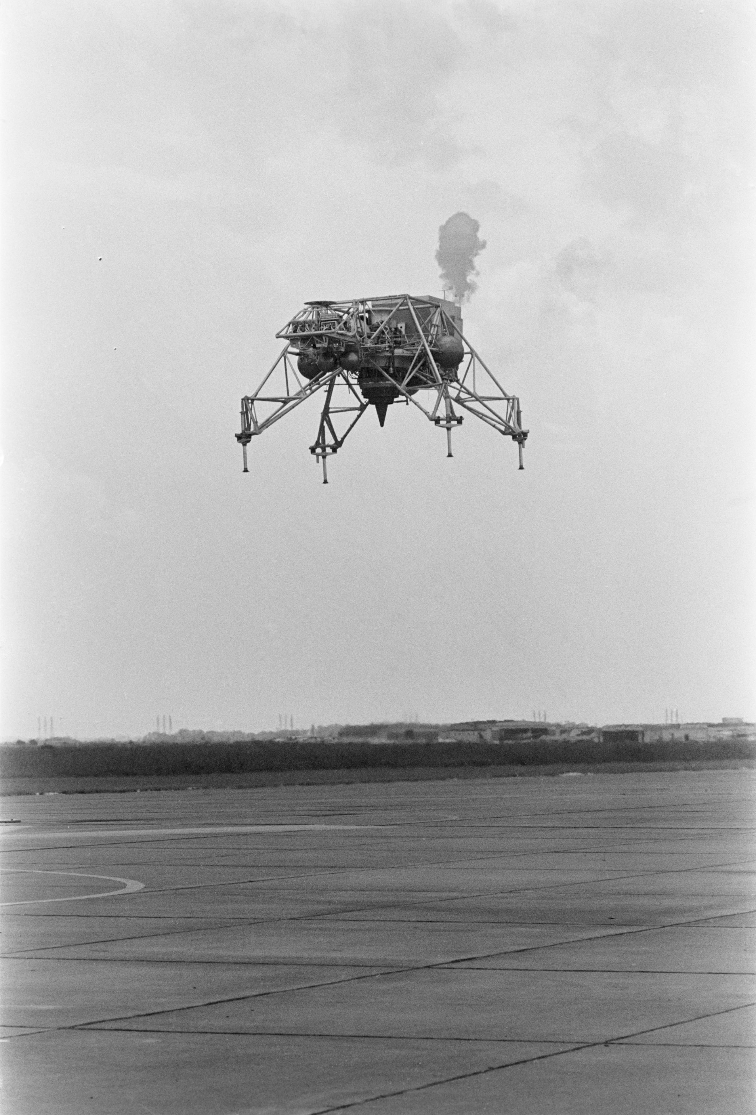 Can plants grow with mars soil nasa historic missions one of the early test flights of lltv 1 robcynllc Image collections