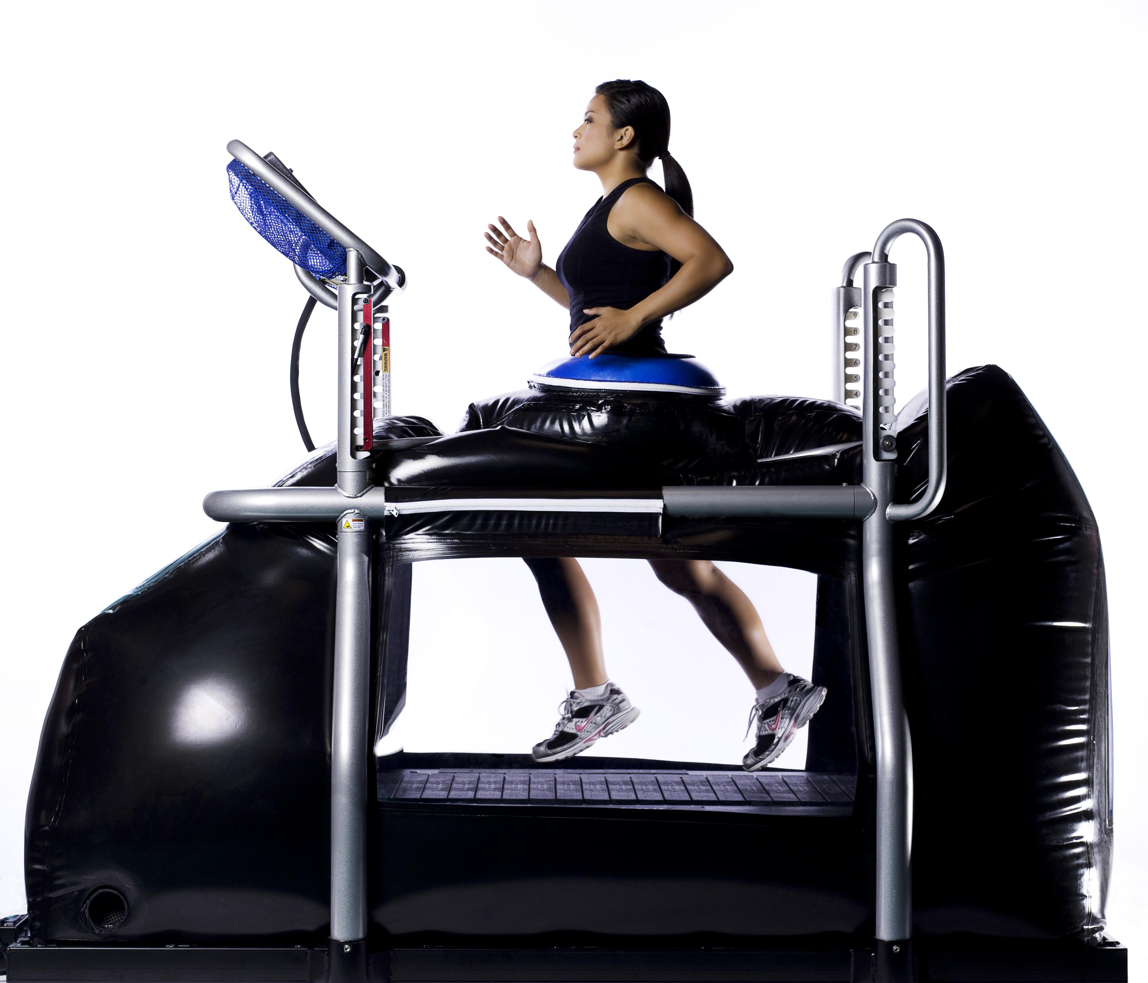 Anti-Gravity Treadmill NASA