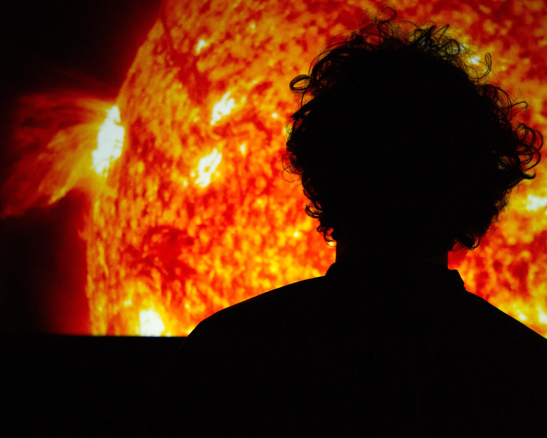 NASA's 'Solarium' Sun Exhibit Heads to New York City   NASA
