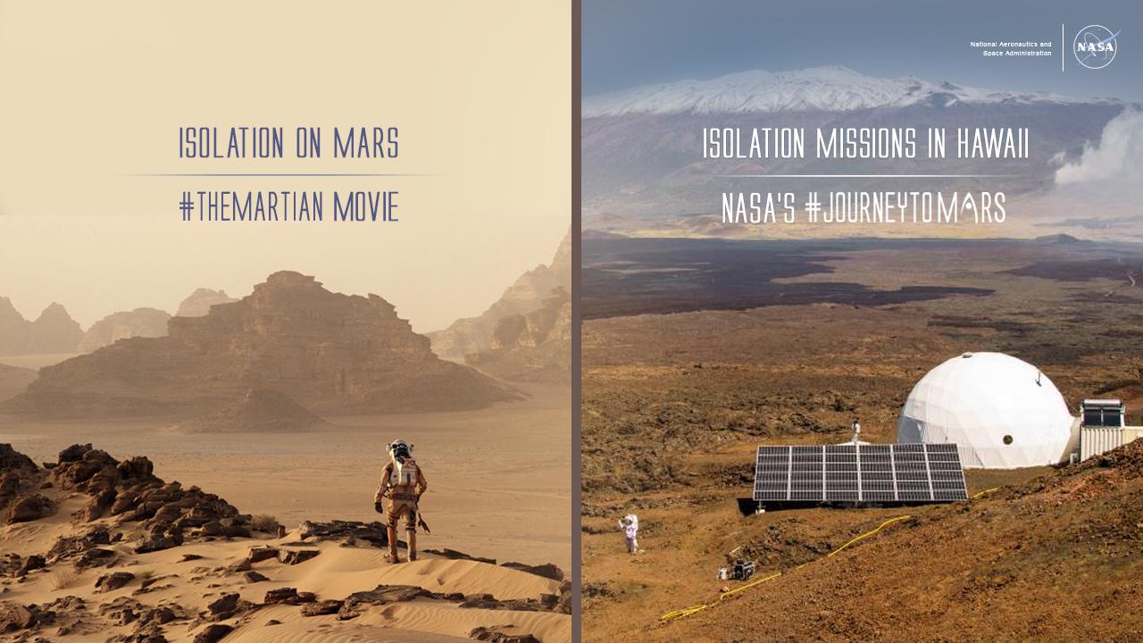 Isolation Missions in Hawaii  NASA