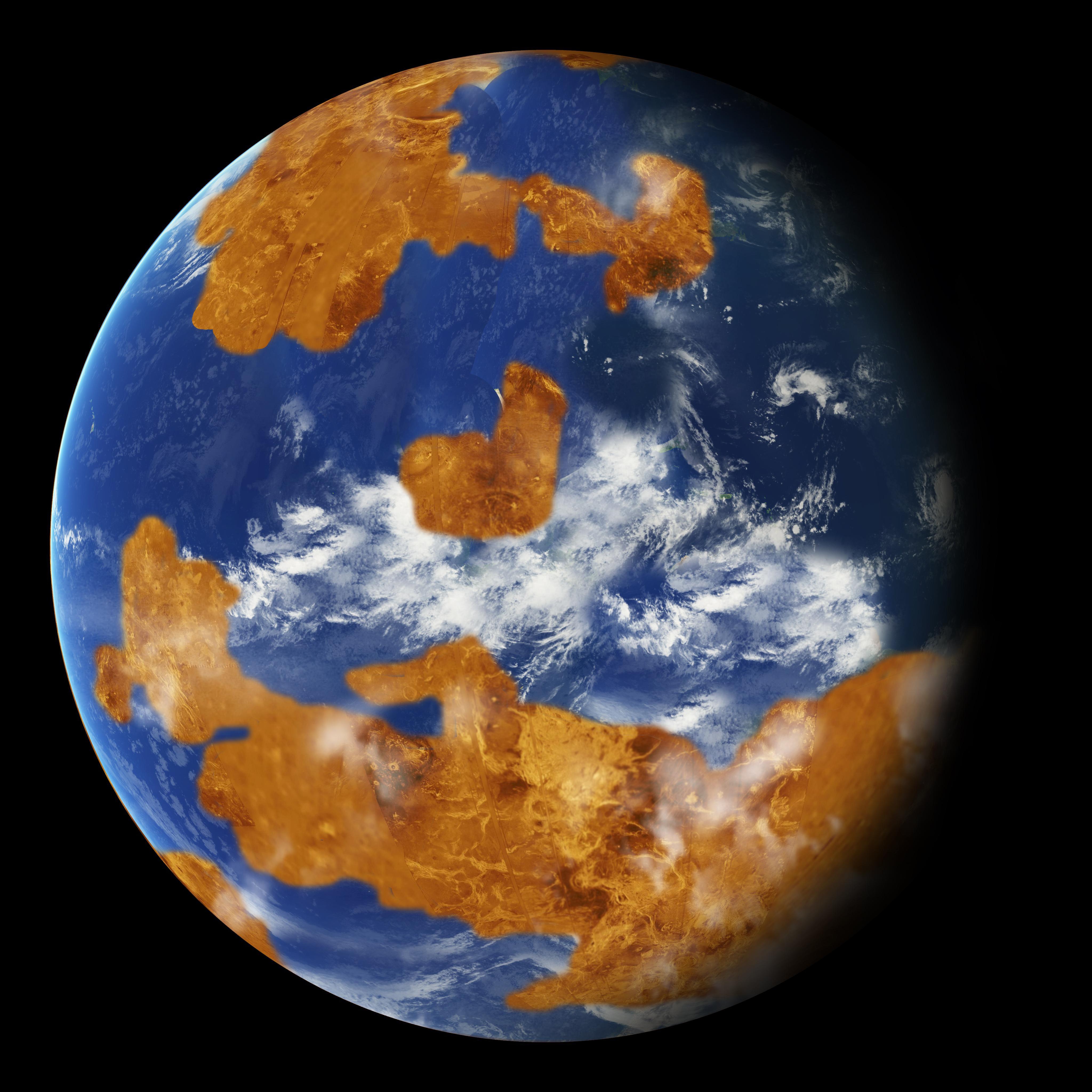Venus May Once Have Been Habitable | NASA