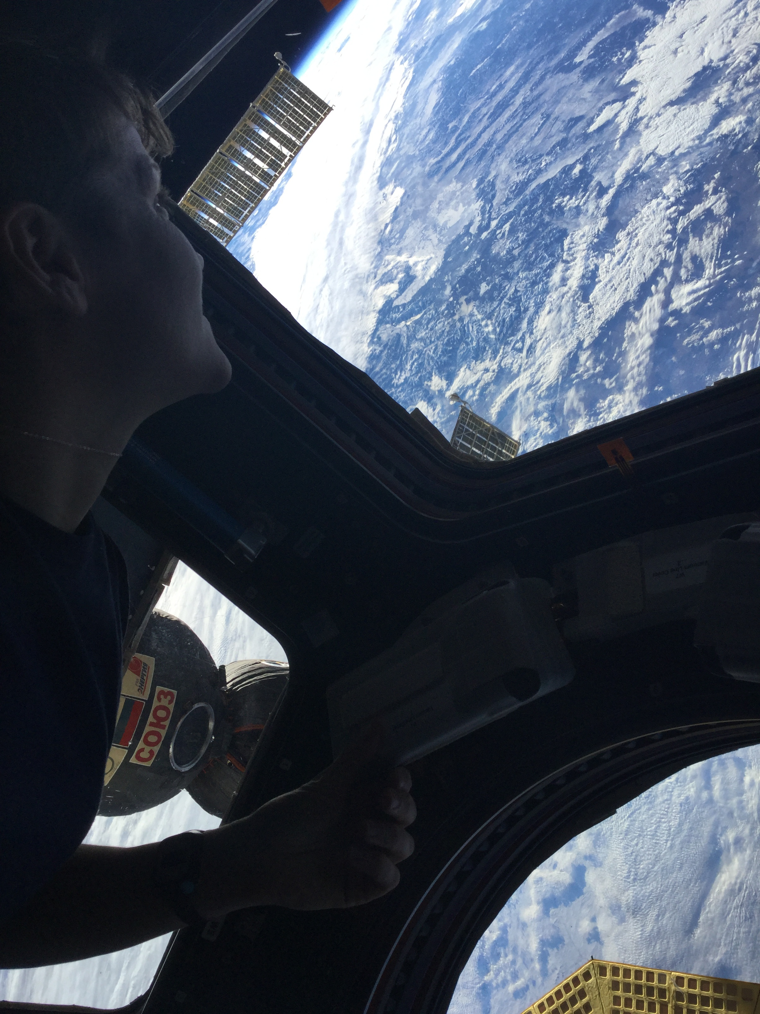 Astronaut Anne McClains First Voyage to the Space Station