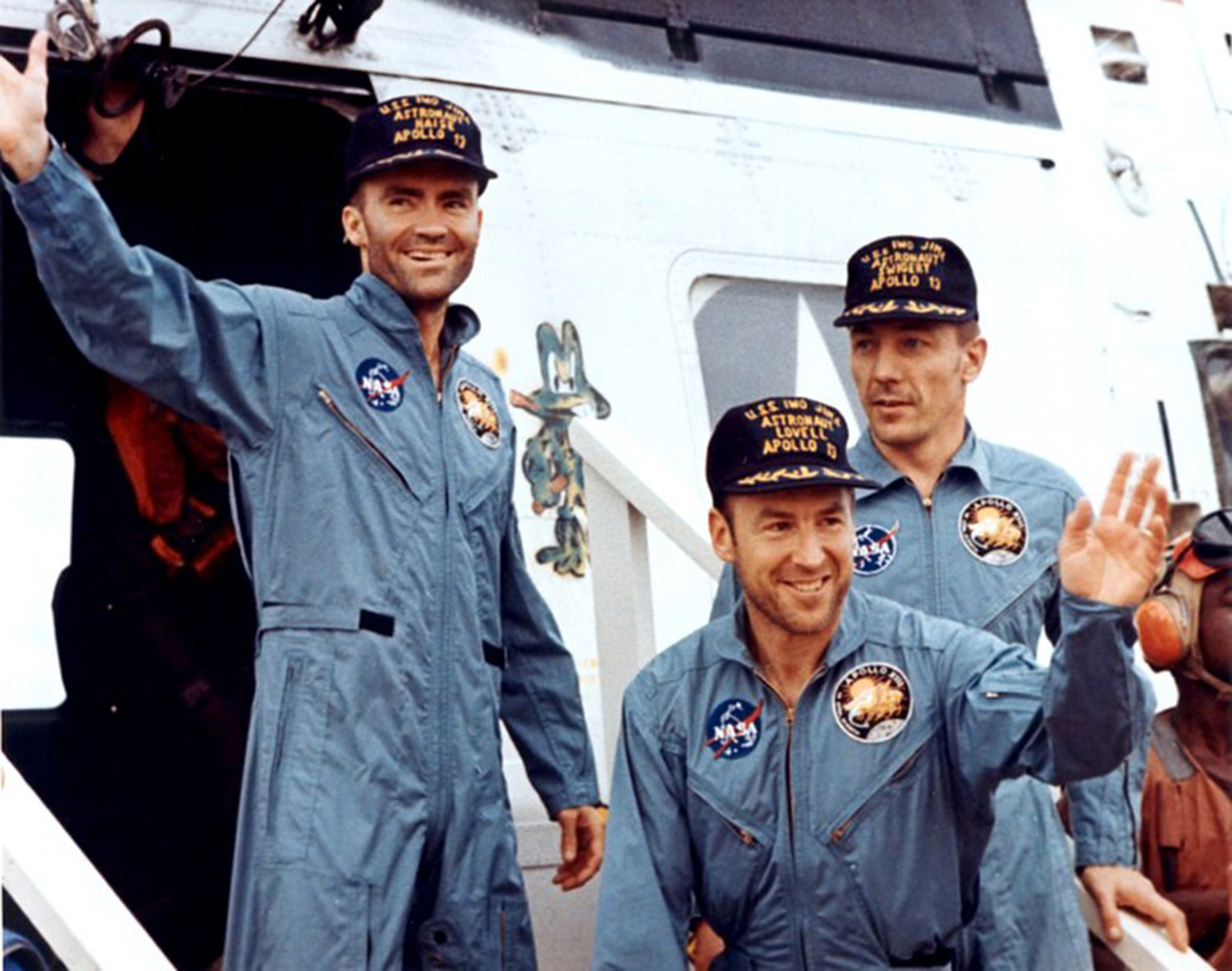 Image result for apollo 13 crew