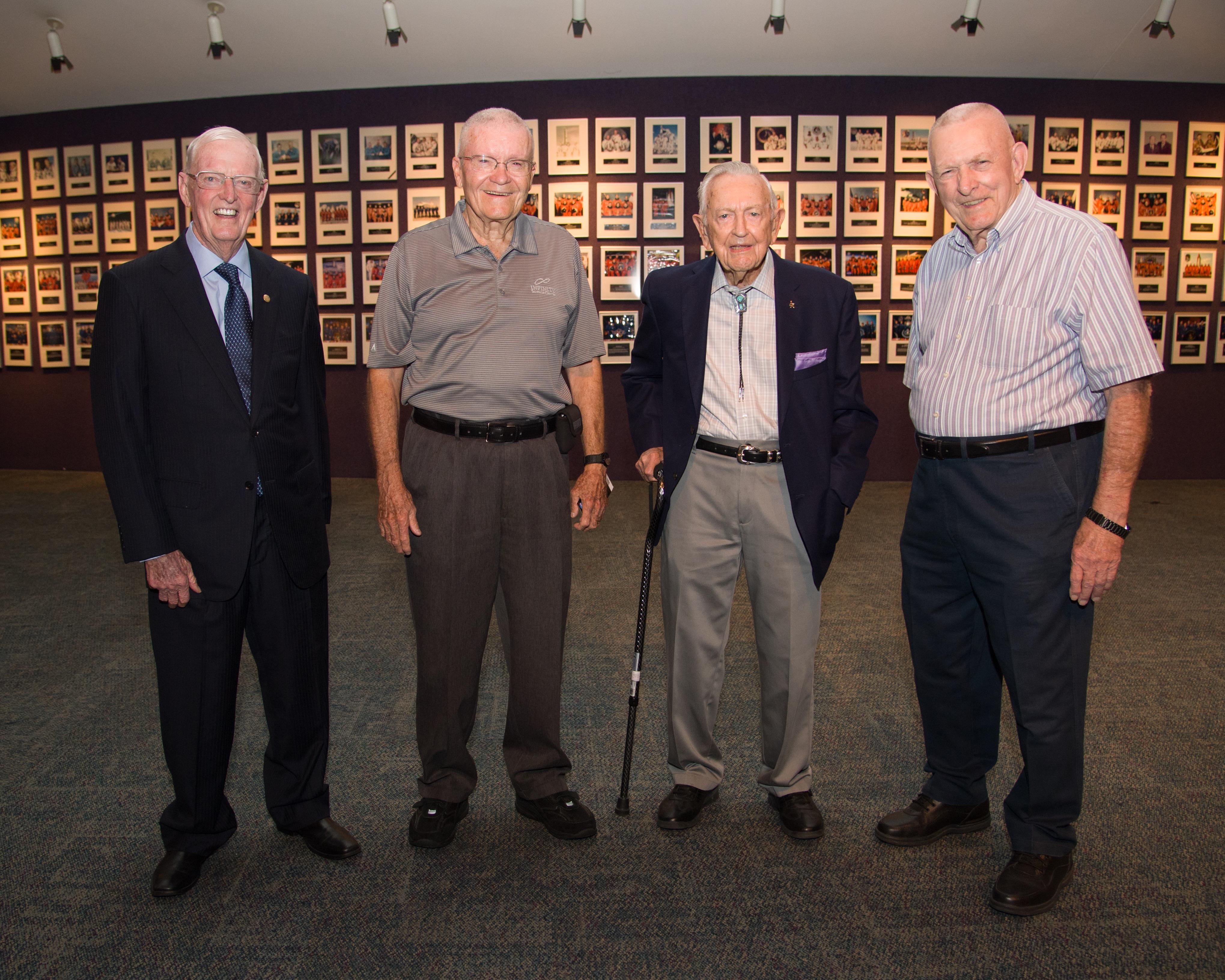 Apollo-Era Veterans Gather to See Movie About Neil Armstrong