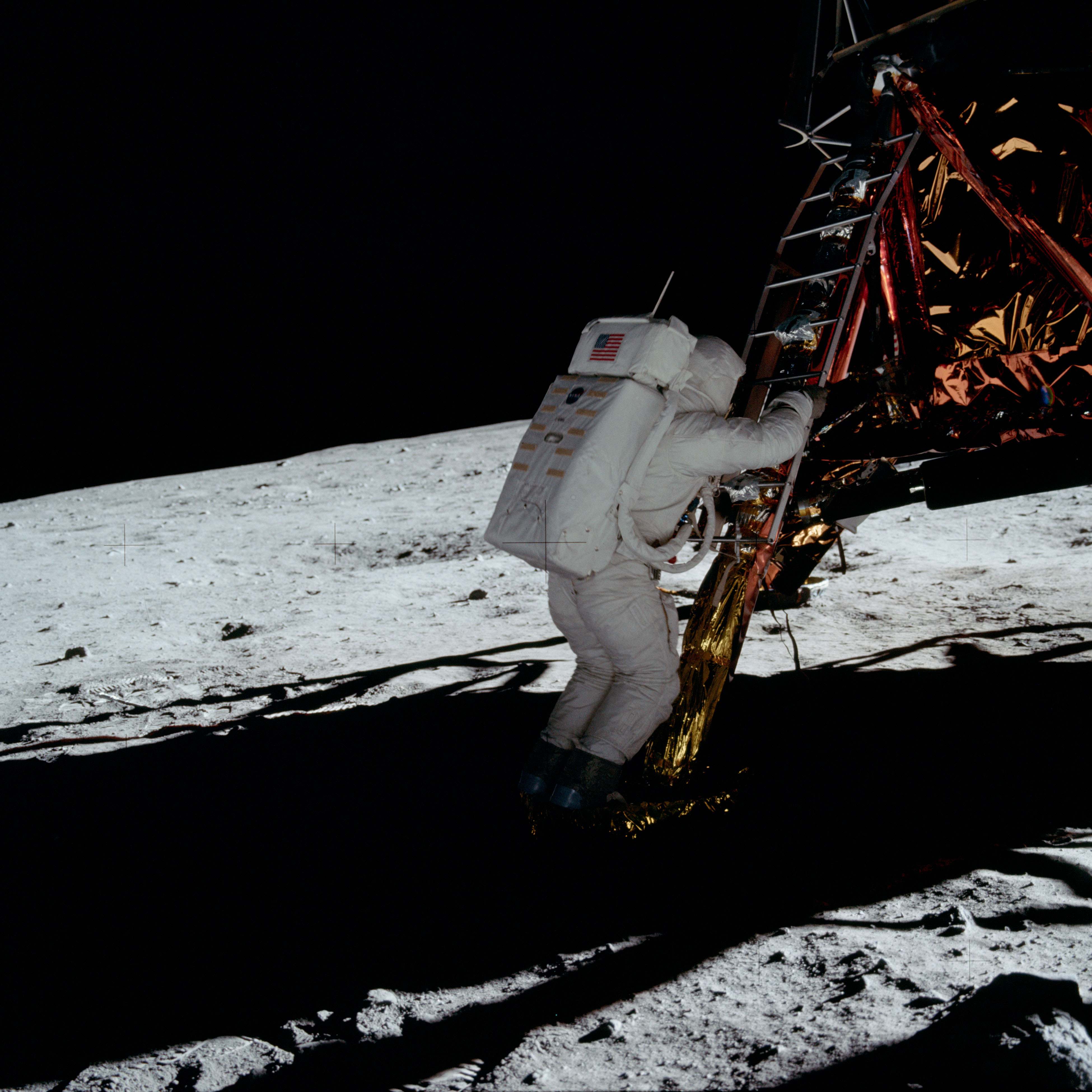 50 Years Ago: One Small Step, One Giant Leap