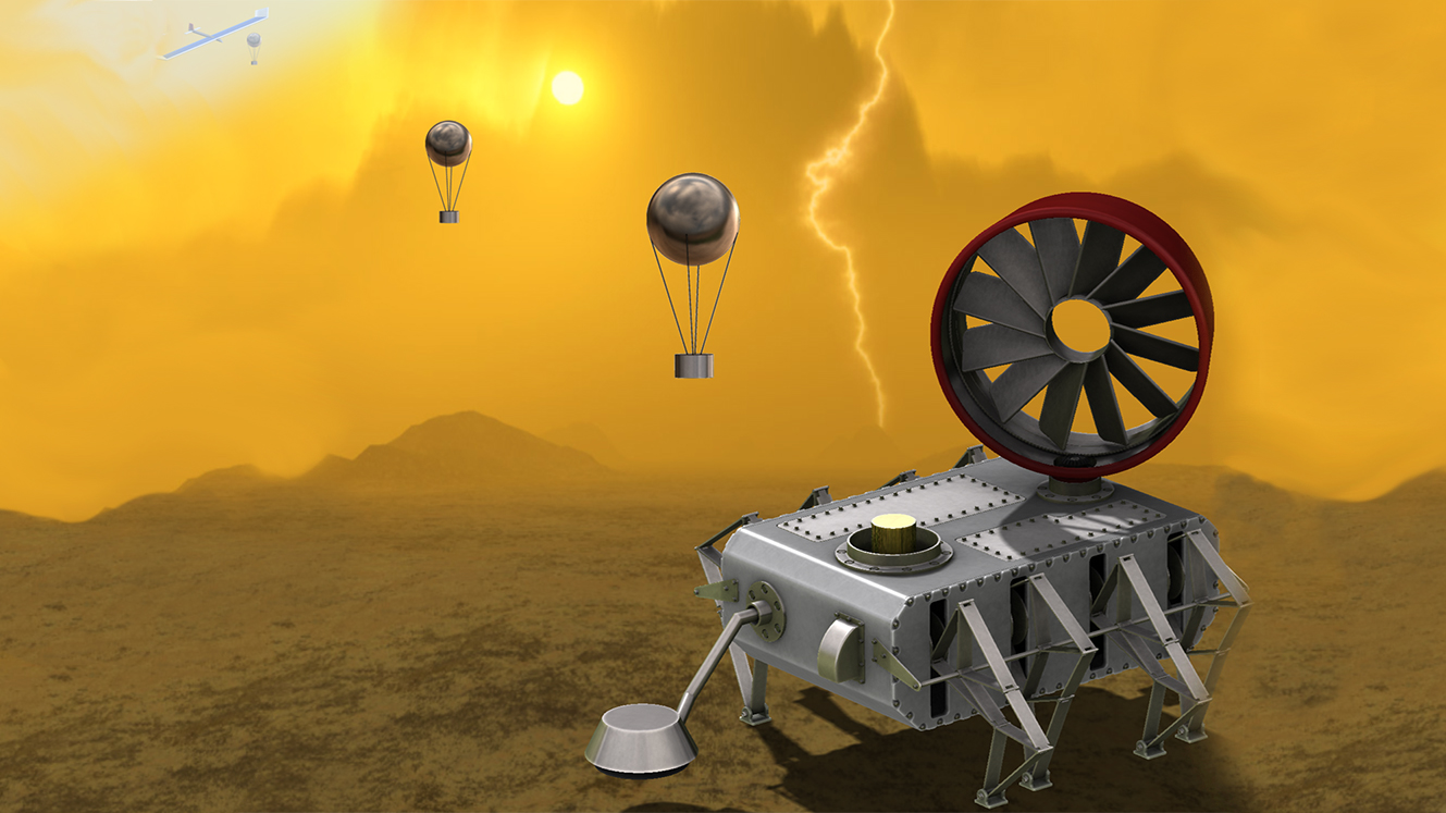 space probes rovers for haumea - photo #20