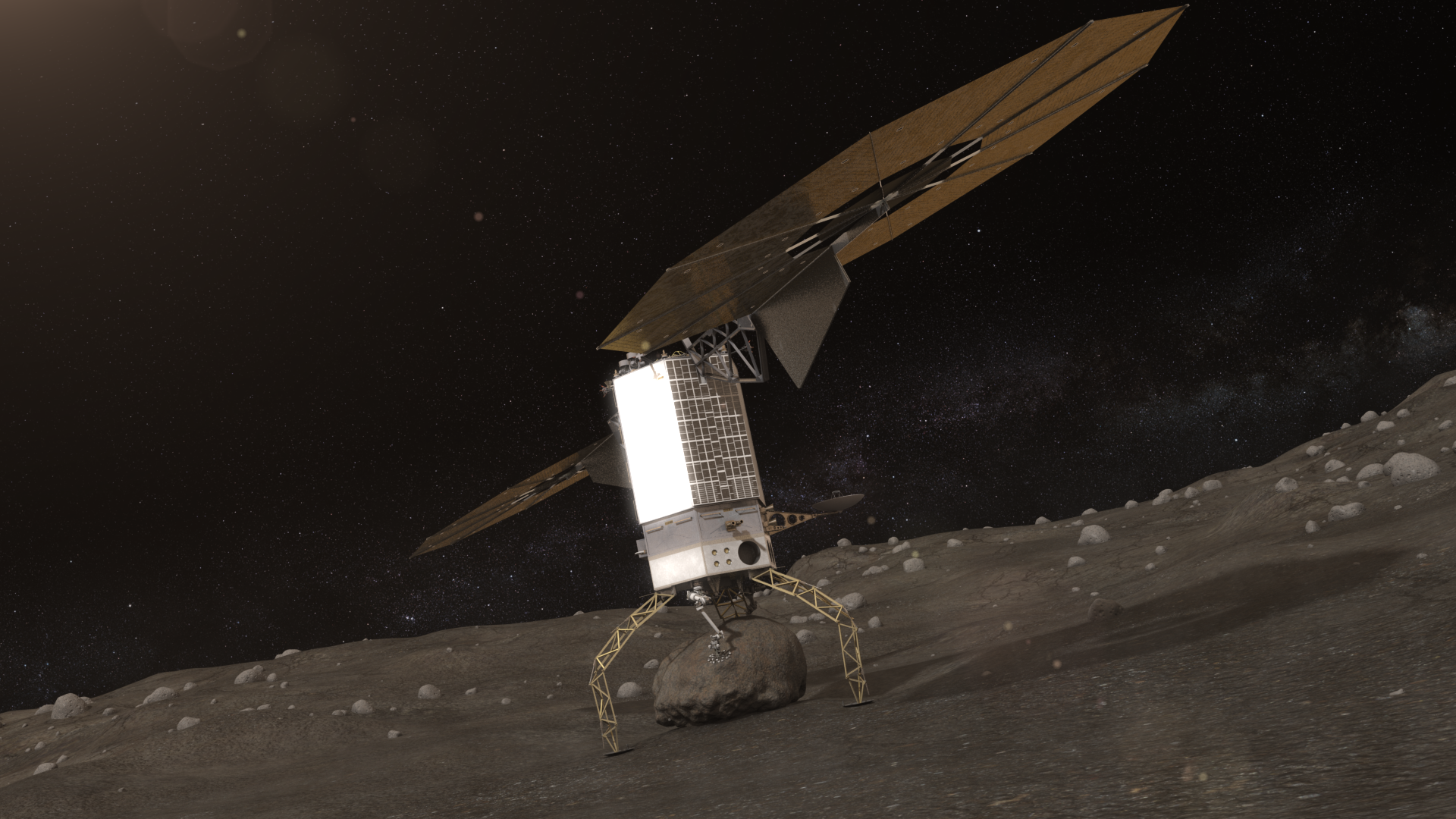 Asteroid Initiative Concept Image Gallery | NASA