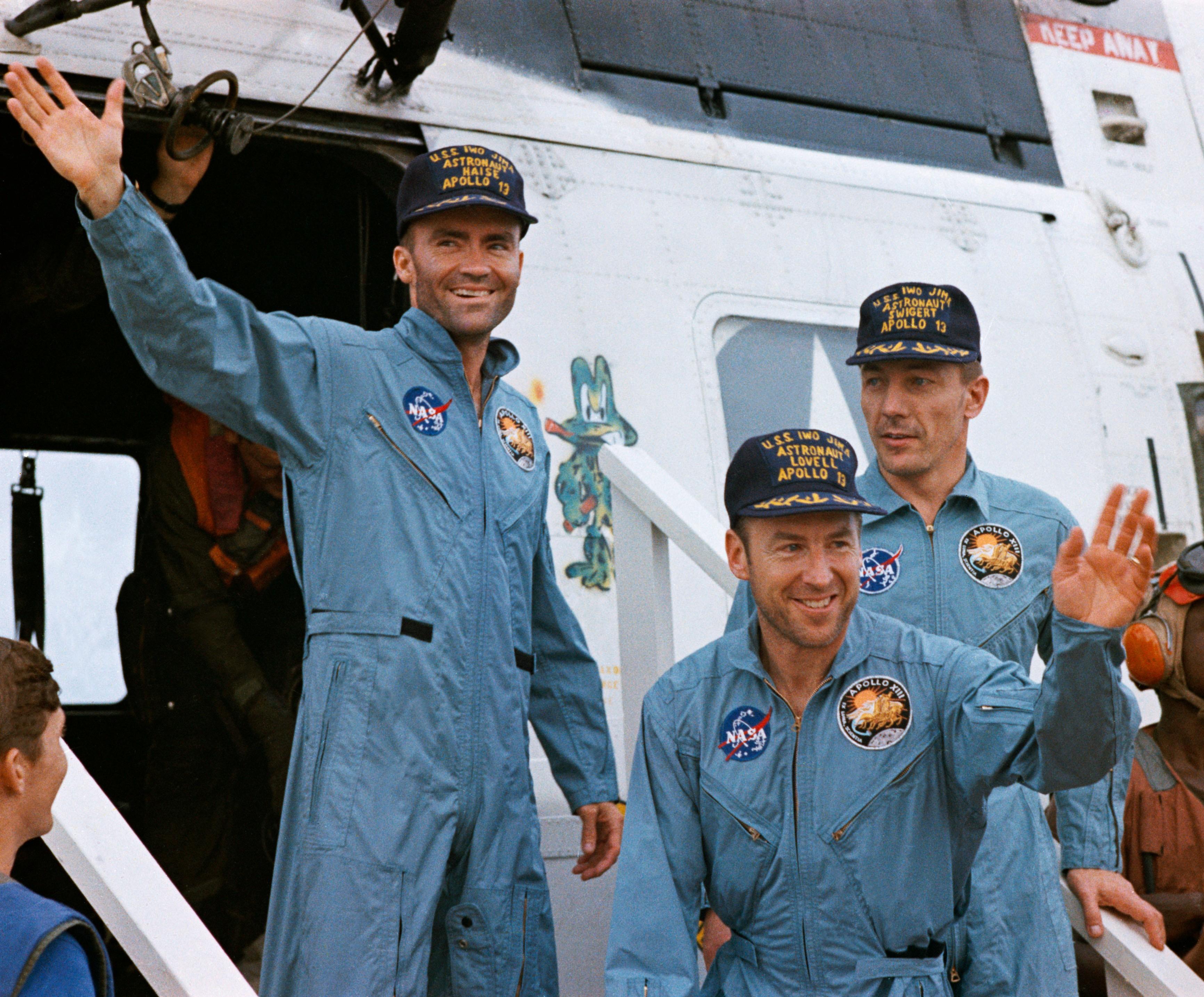 50 Years Ago: Apollo 13 Crew Returns Safely to Earth