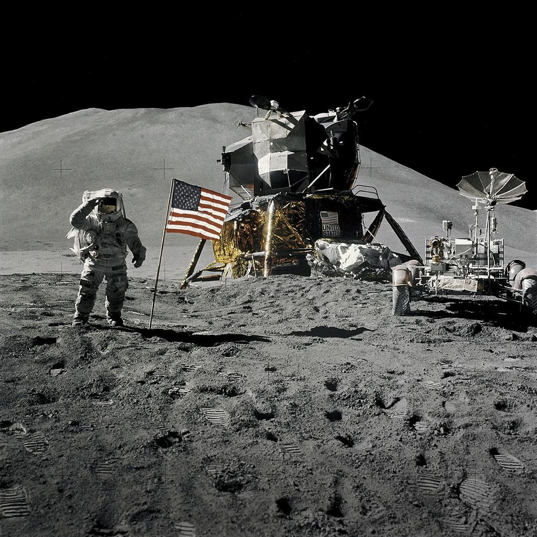 Ep 21 Apollo and The Moon   NASA