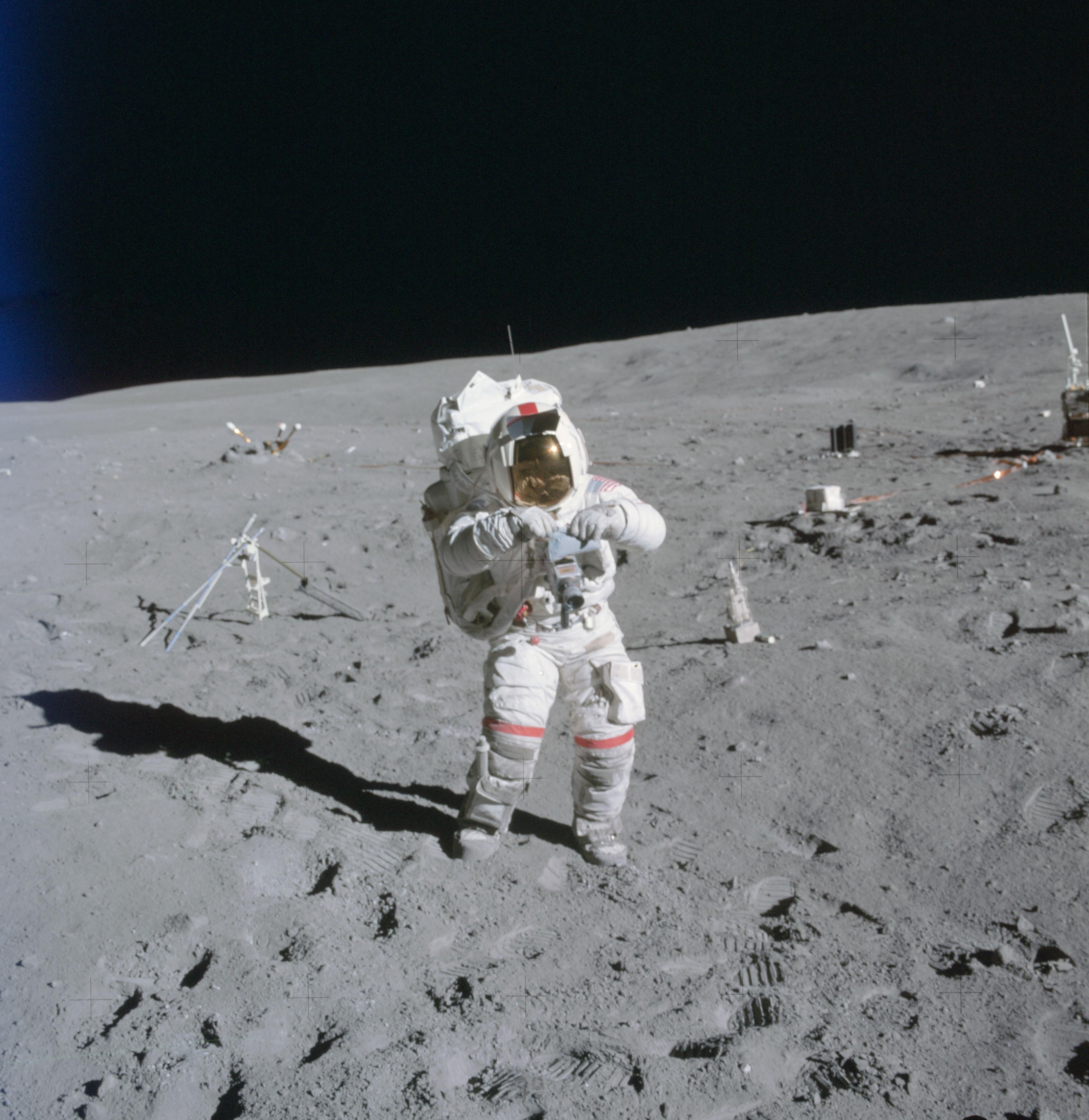 apollo 16 deep space eva - photo #27