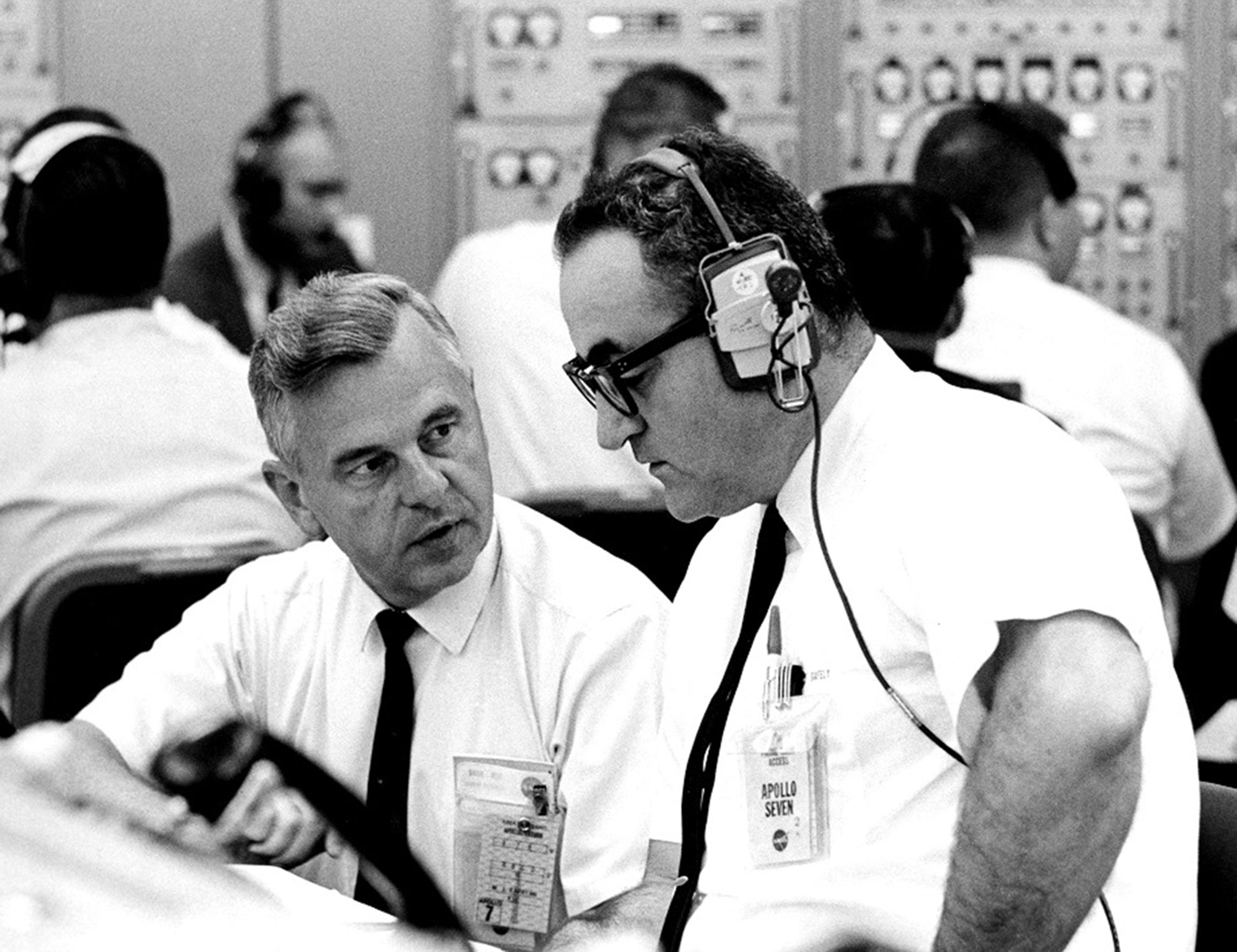 NASA Remembers Apollo Launch Operations Manager | NASA