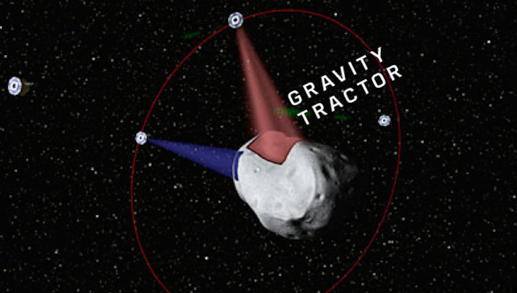asteroid gravity tractor -#main
