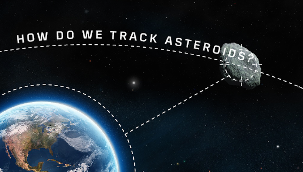 asteroid tracking - photo #13