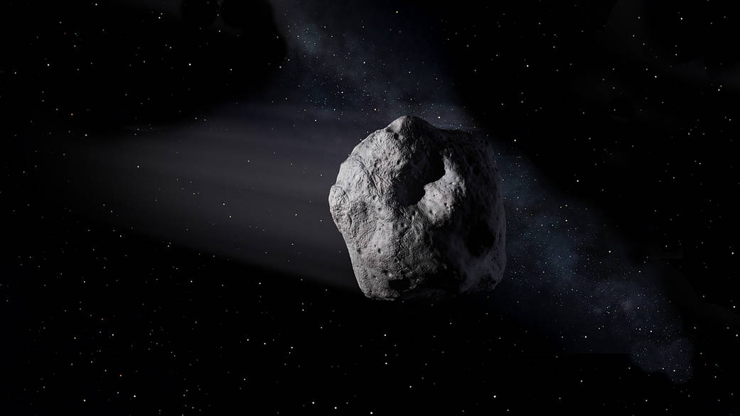 NASA Celebrates International Asteroid Day with Special Broadcast
