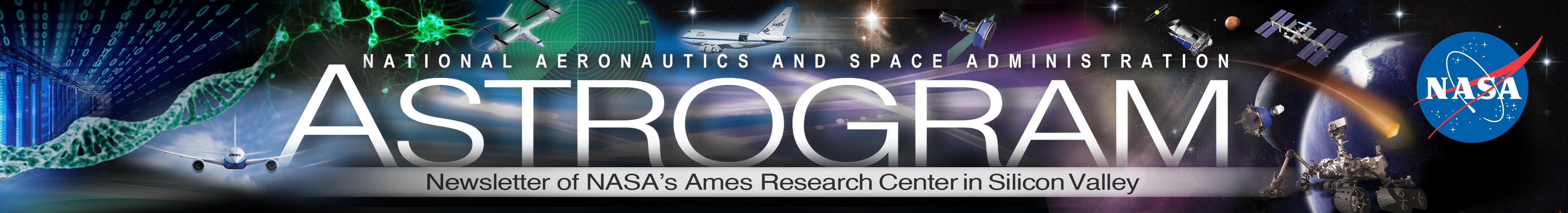 Ames Astrogram - February 2018 | NASA
