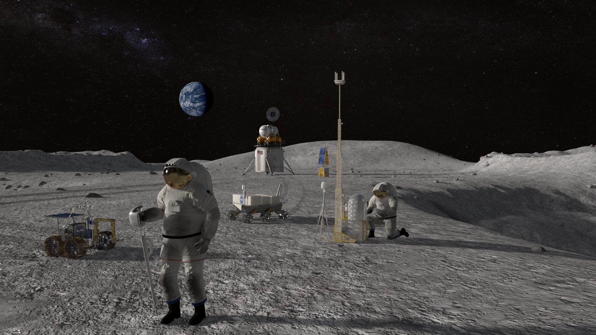 Moon to Mars Overview | NASA