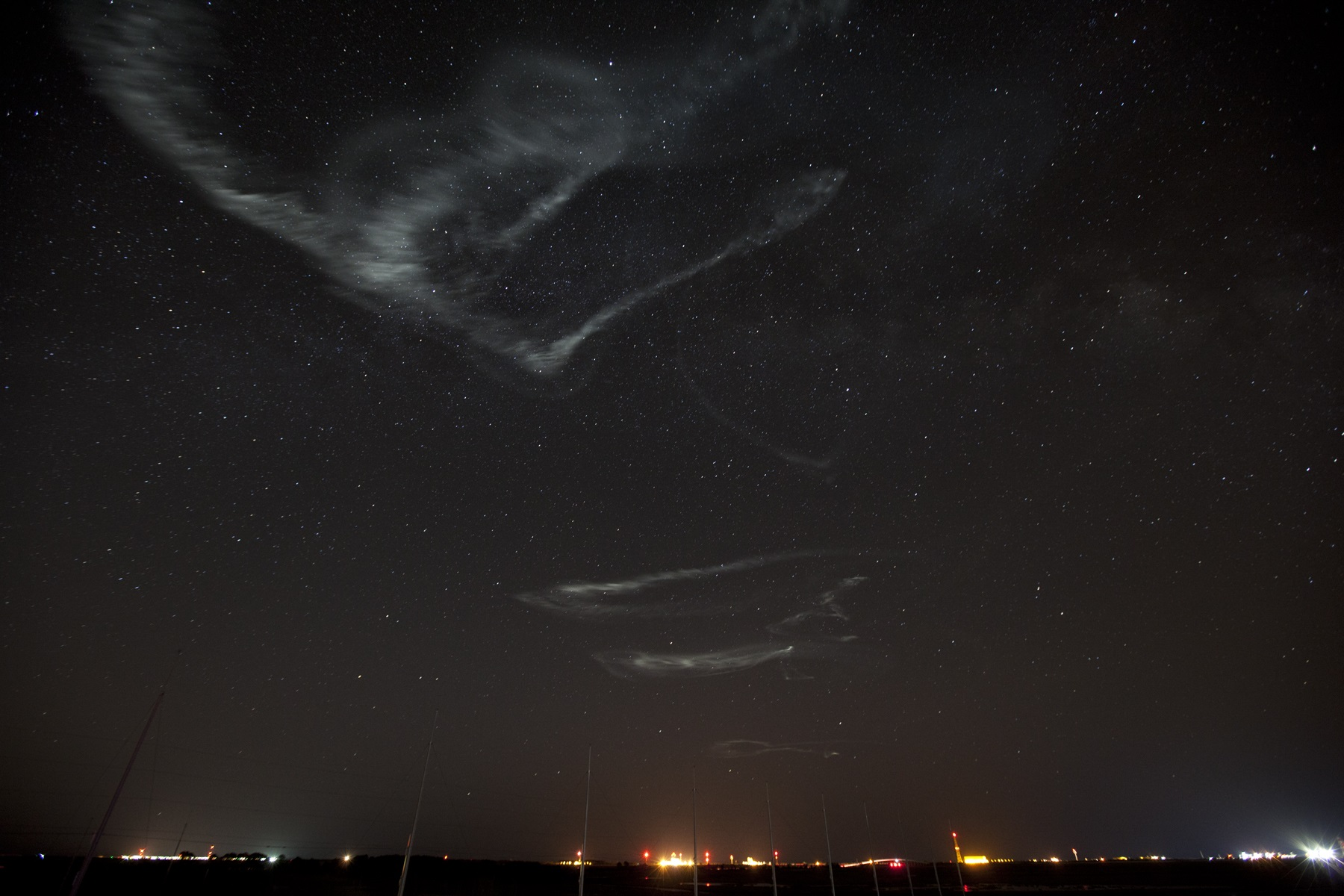Auroral Sounding Rocket to Display Artificial Clouds in ...