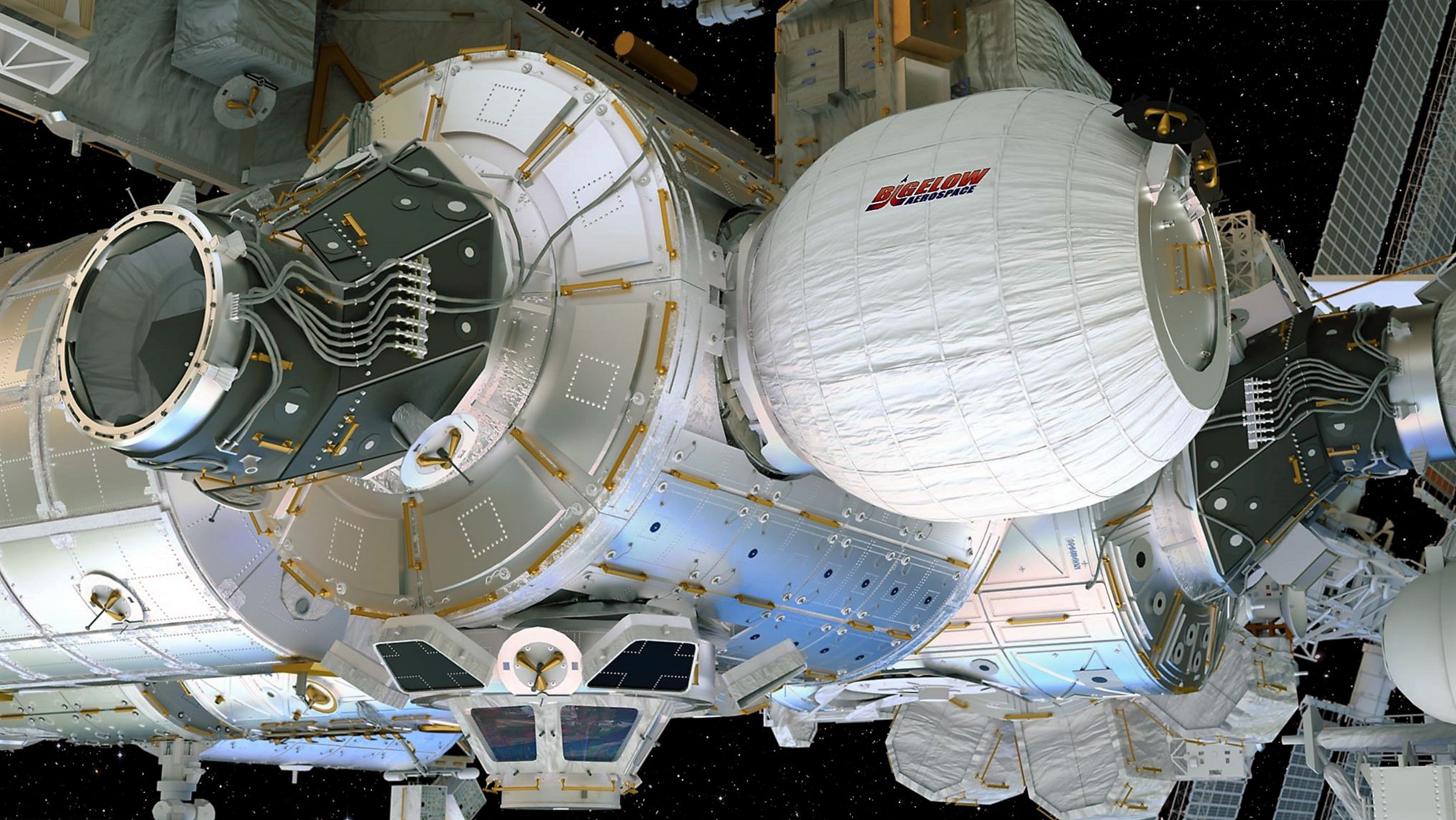NASA Extends Expandable Habitat\'s Time on the Space Station | NASA
