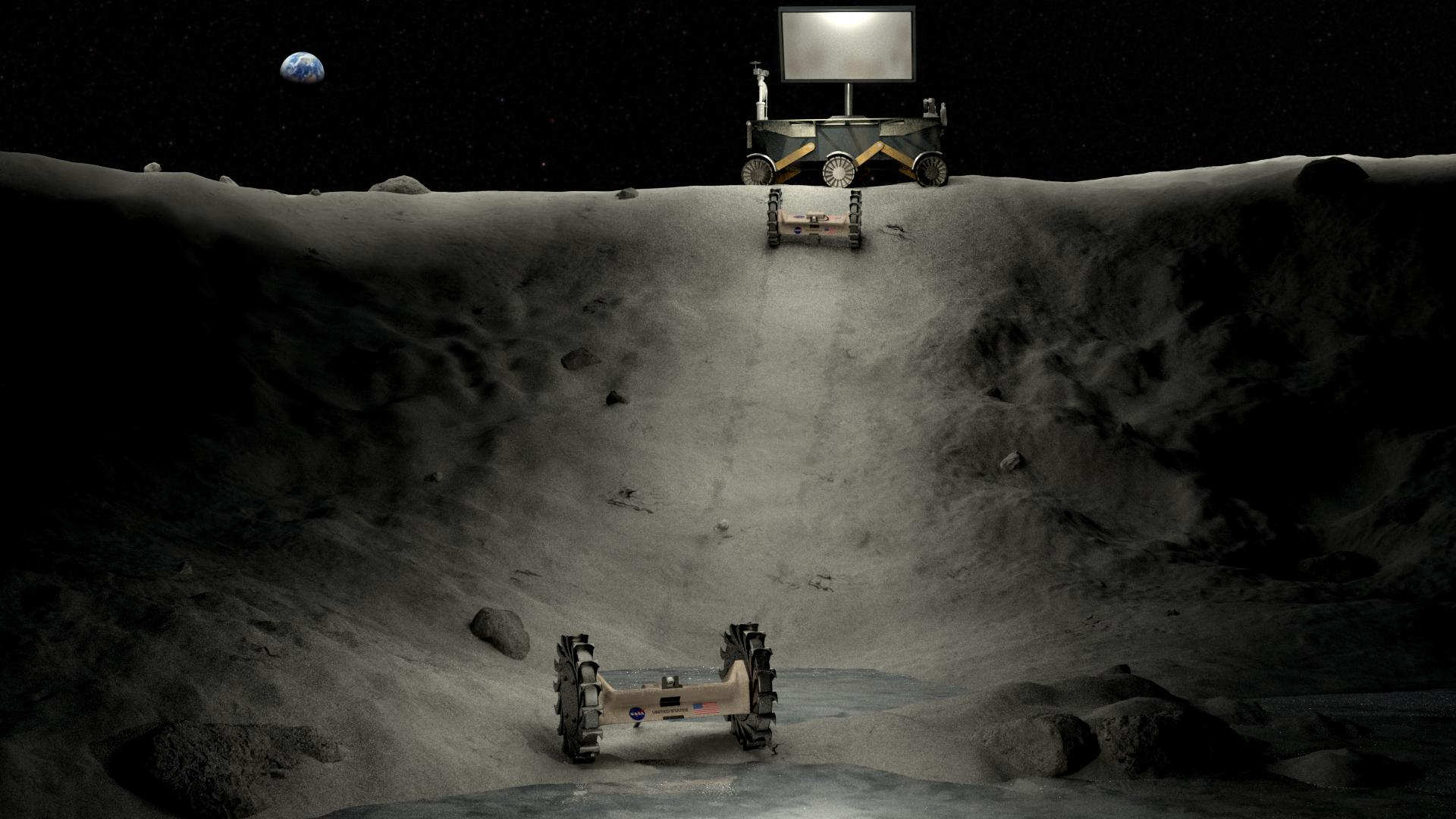 NASA Selects University Teams to Build Tech for the Moon