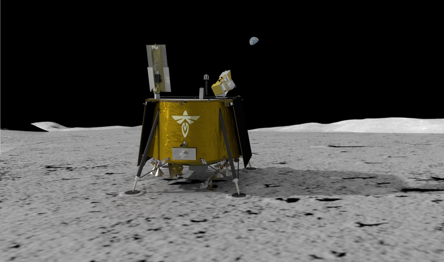 NASA Selects Firefly Aerospace for Artemis Commercial Moon Delivery - NASA