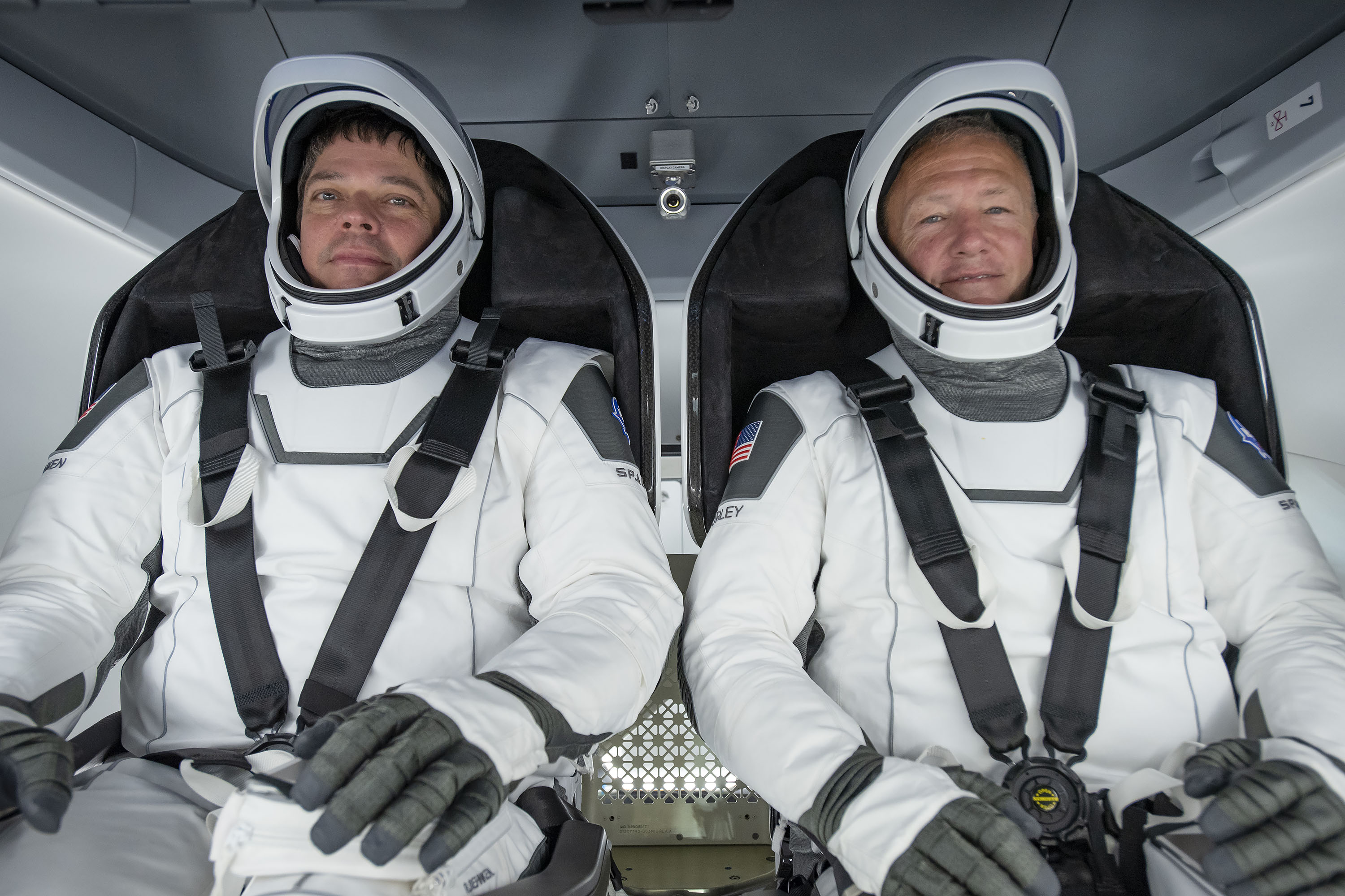 NASA to Provide Coverage of SpaceX Commercial Crew Test Flight