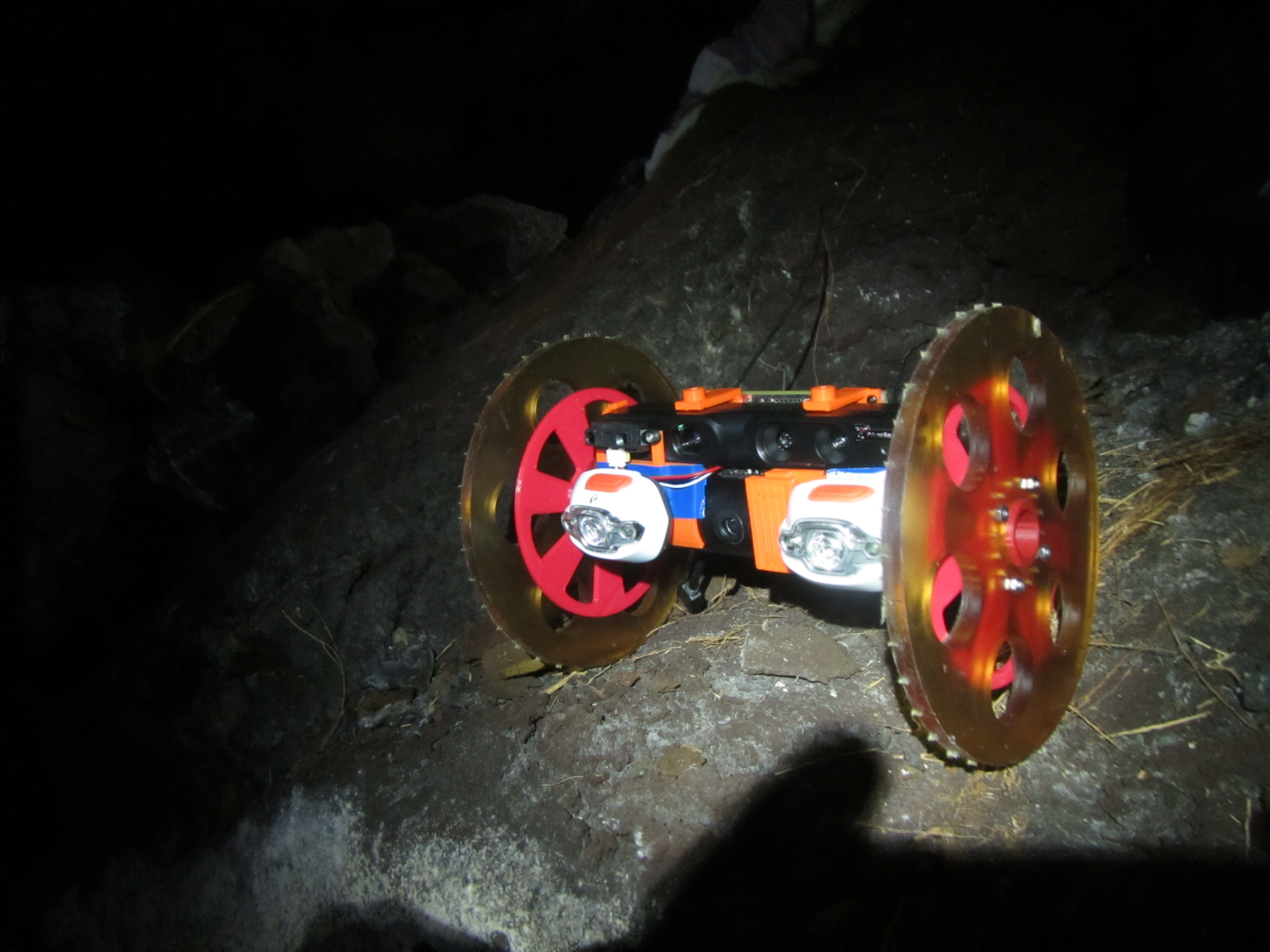 Robots Exploring Alien Volcanoes? NASA Lab Hopes To Get ...