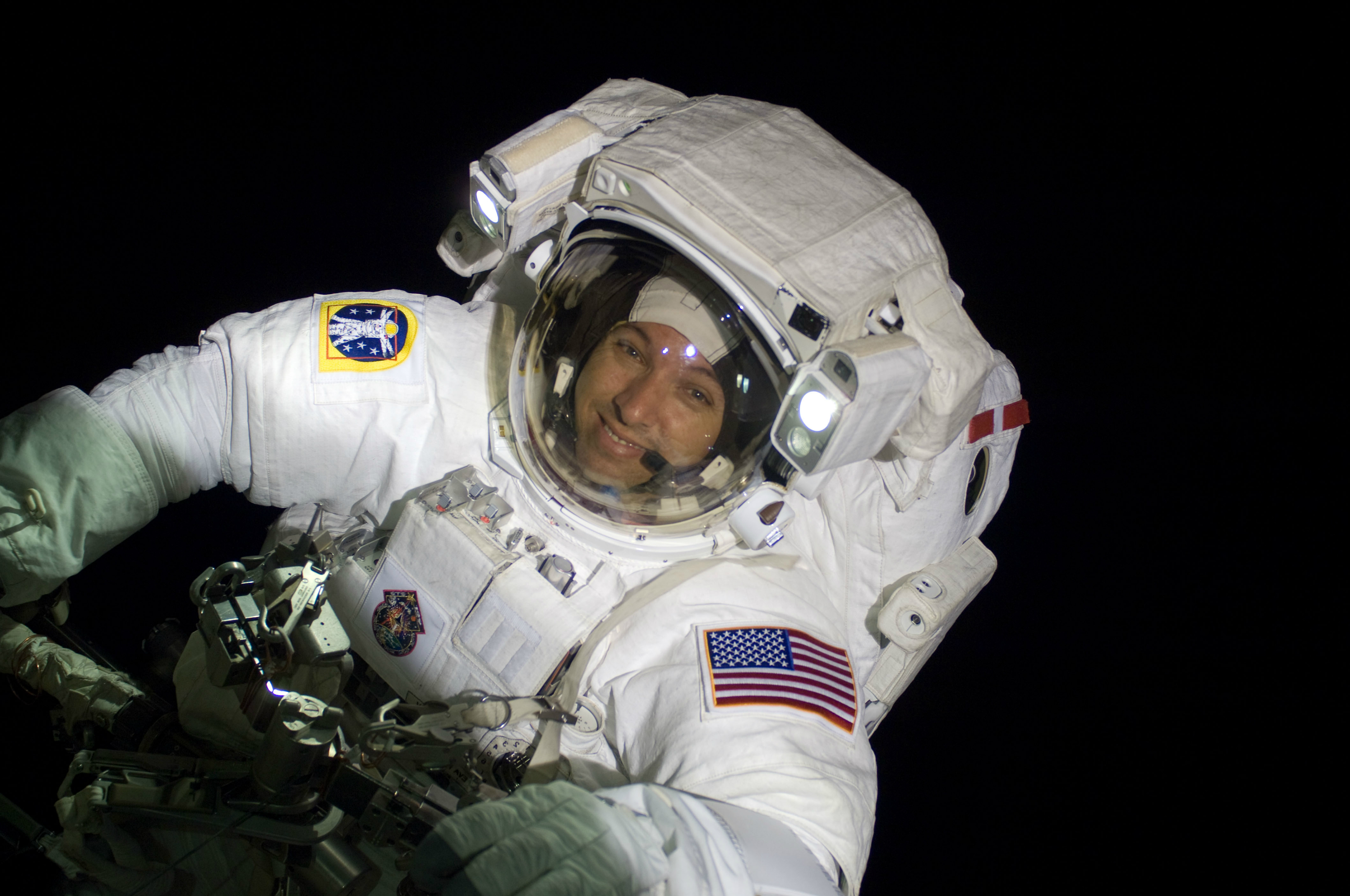 astronaut from nasa - photo #4