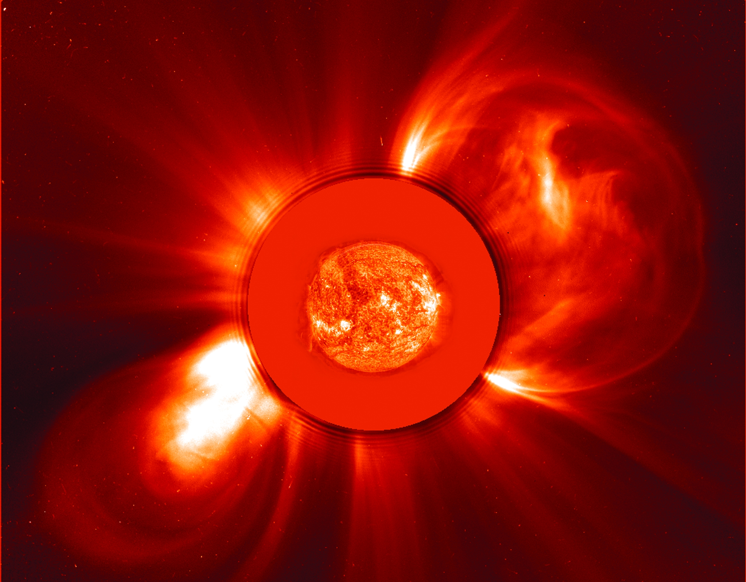 Celebrating 20 Years of the Solar and Heliospheric Observatory (SOHO)