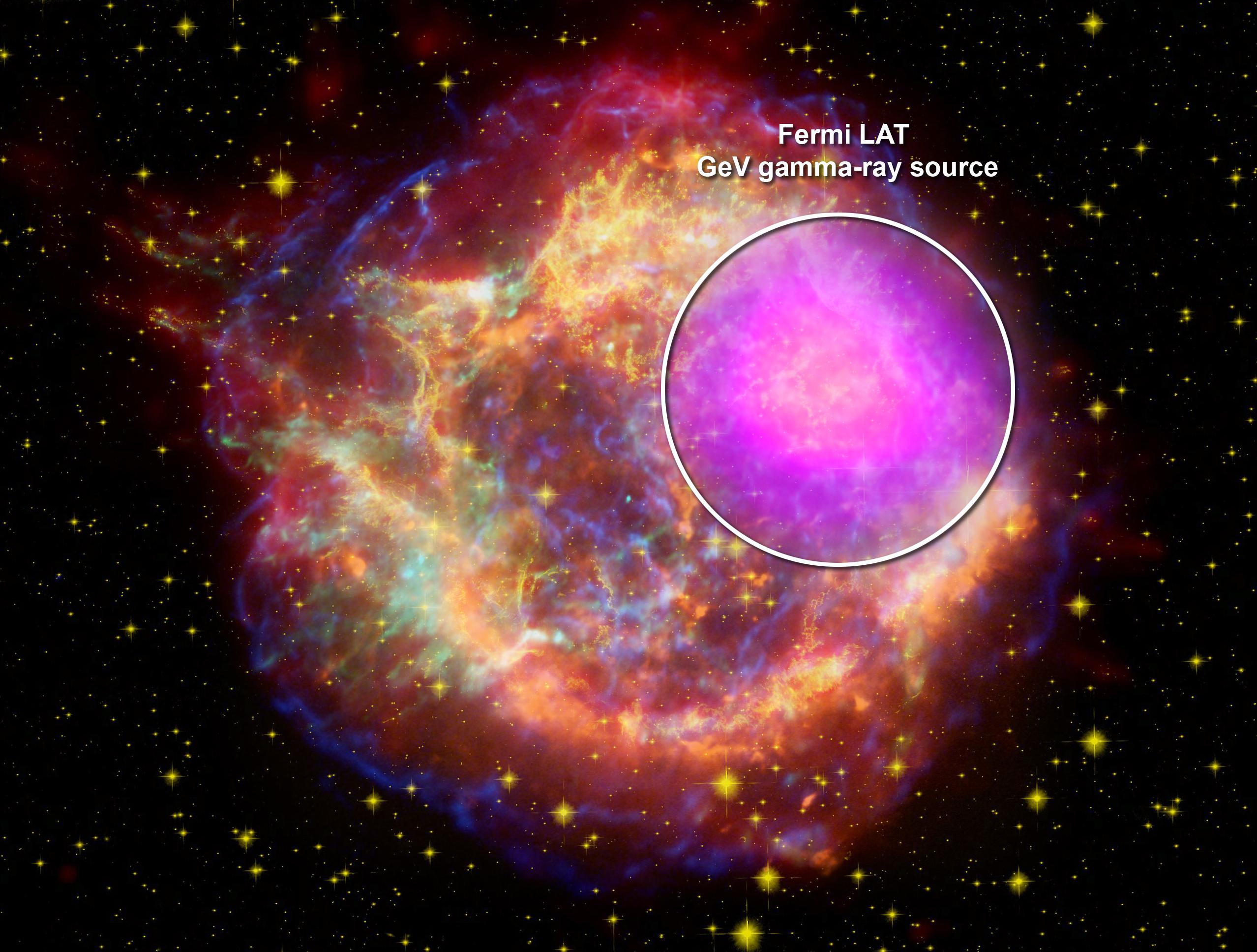 Fermi Telescope Discoveries Fermi Telescope Finds Giant