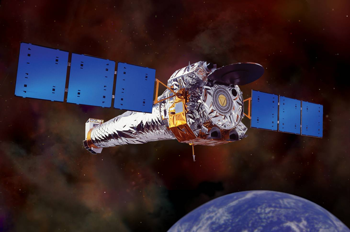 Chandra X-ray Observatory | NASA