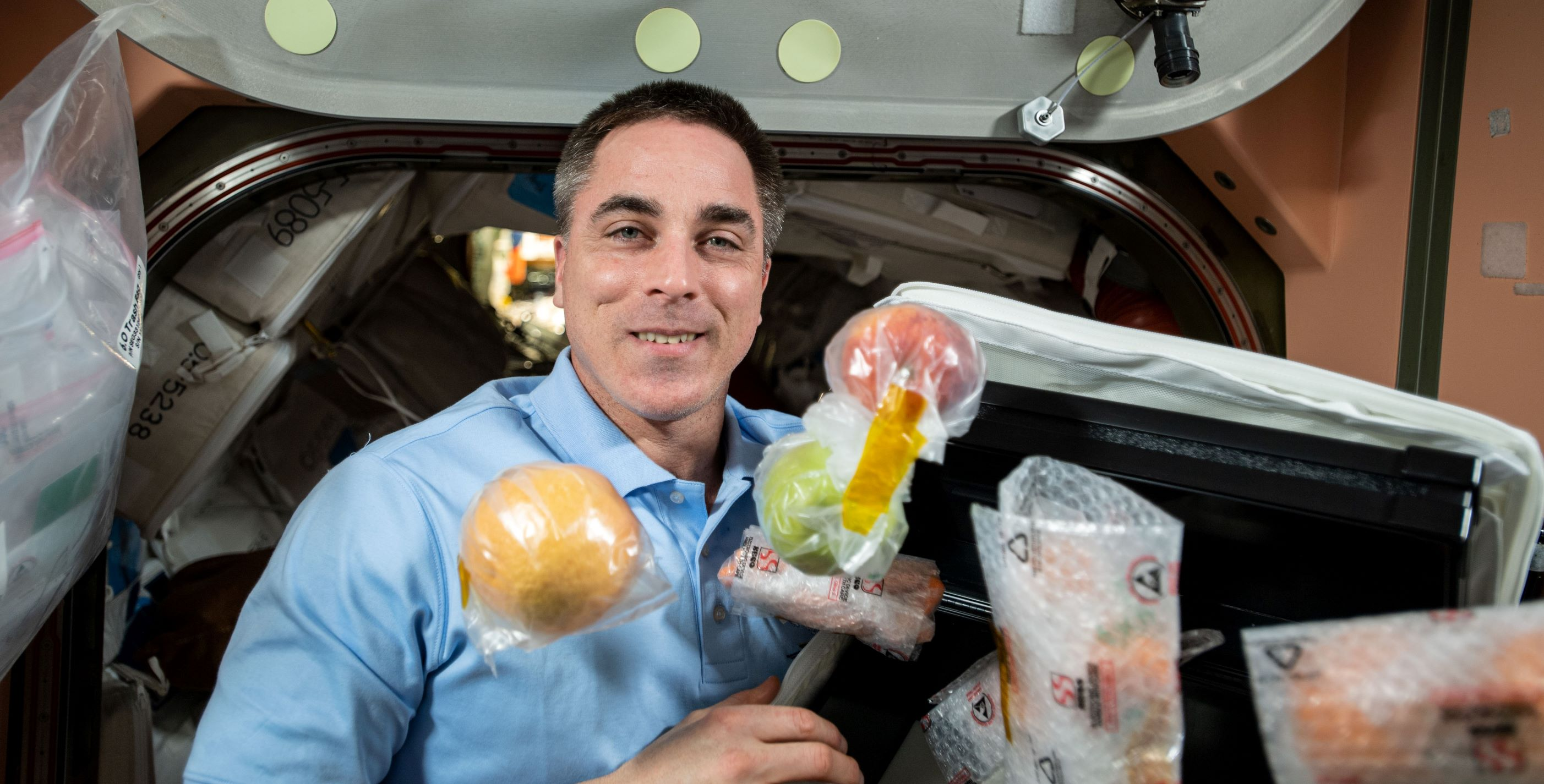 Enhanced Weight-reduction plan Could Assist Astronauts Adapt to Spaceflight