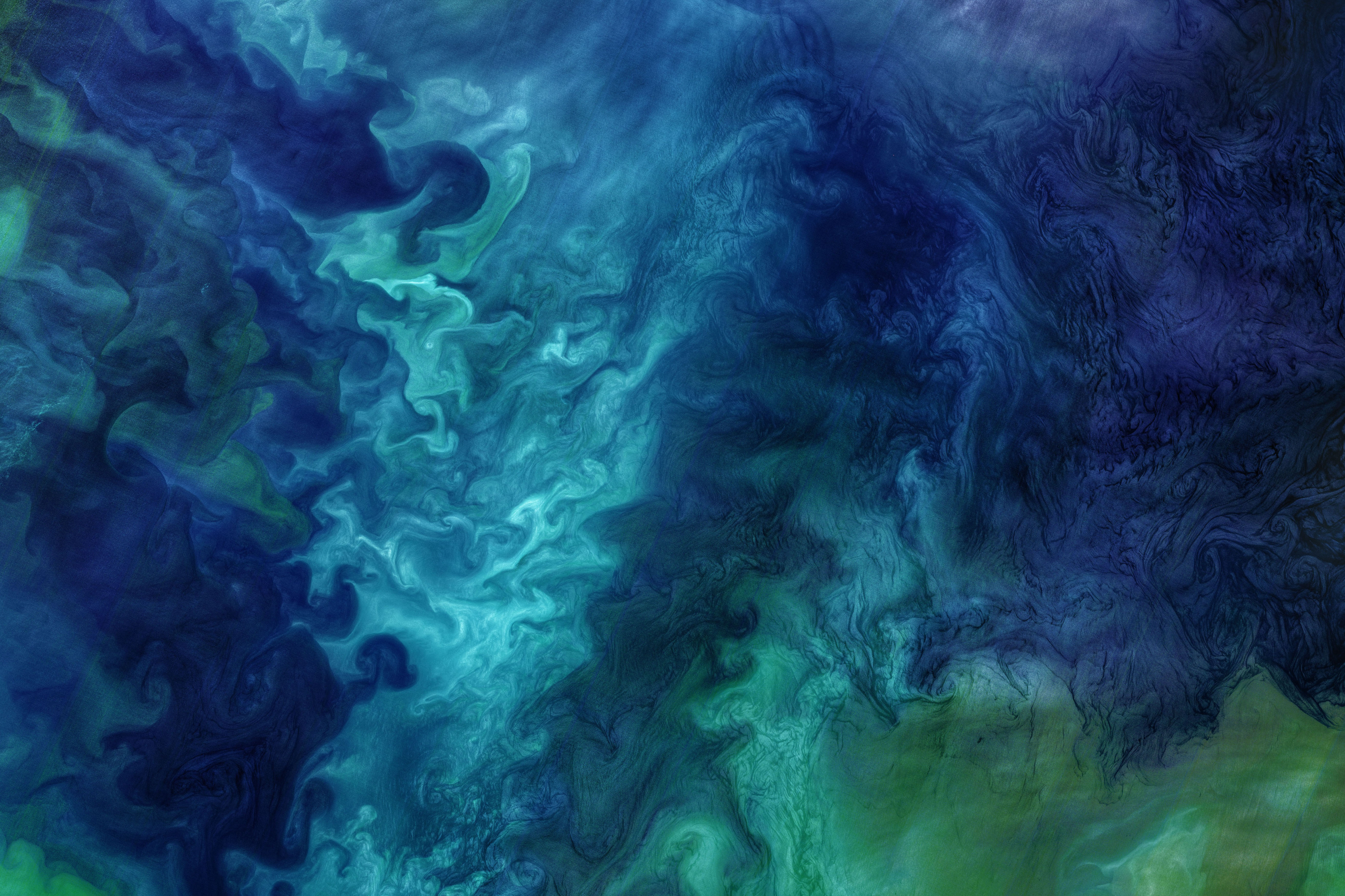 Churning in the Chukchi Sea | NASA