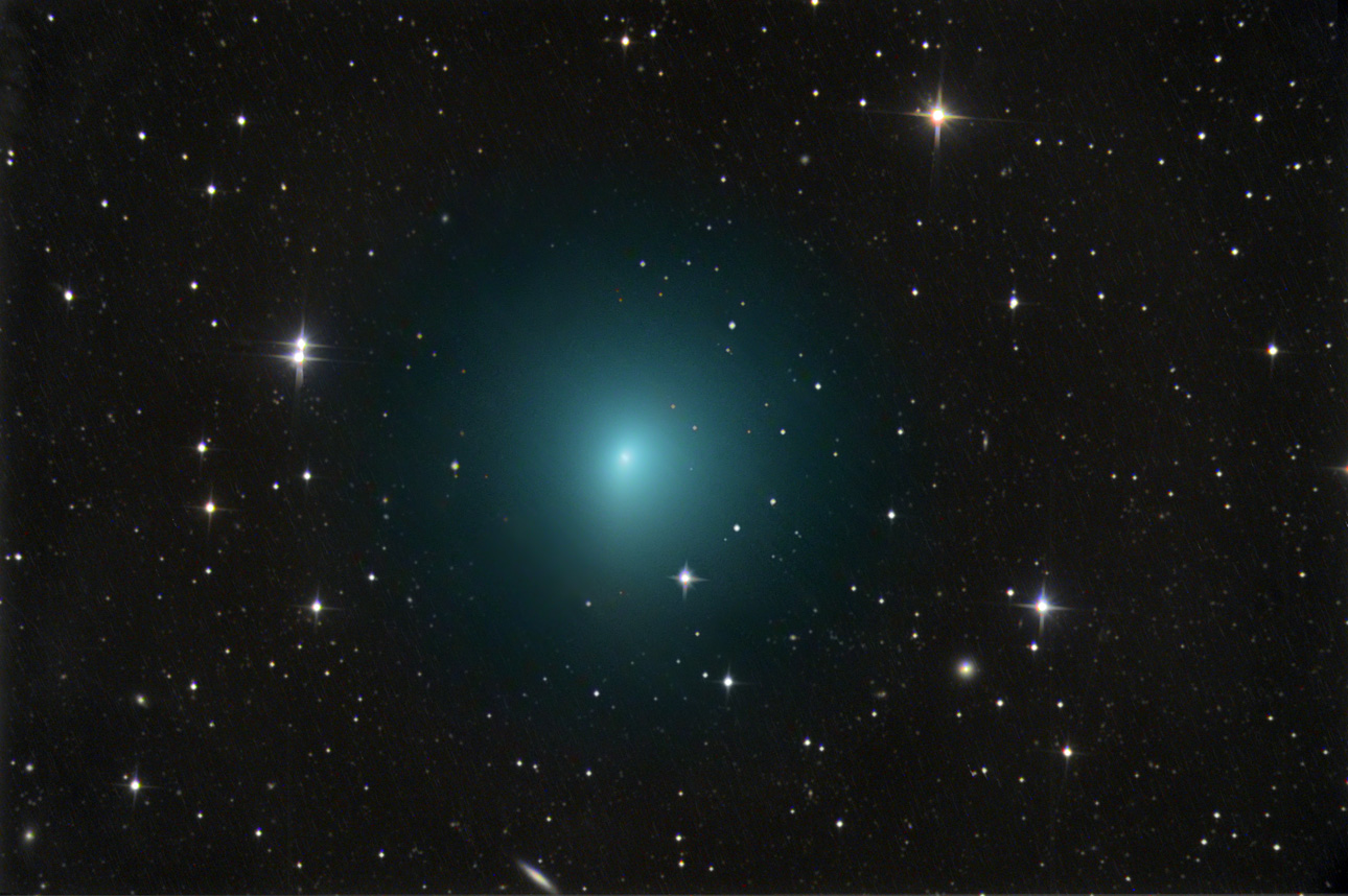 Comet That Took Century to Confirm Passes by Earth | NASA