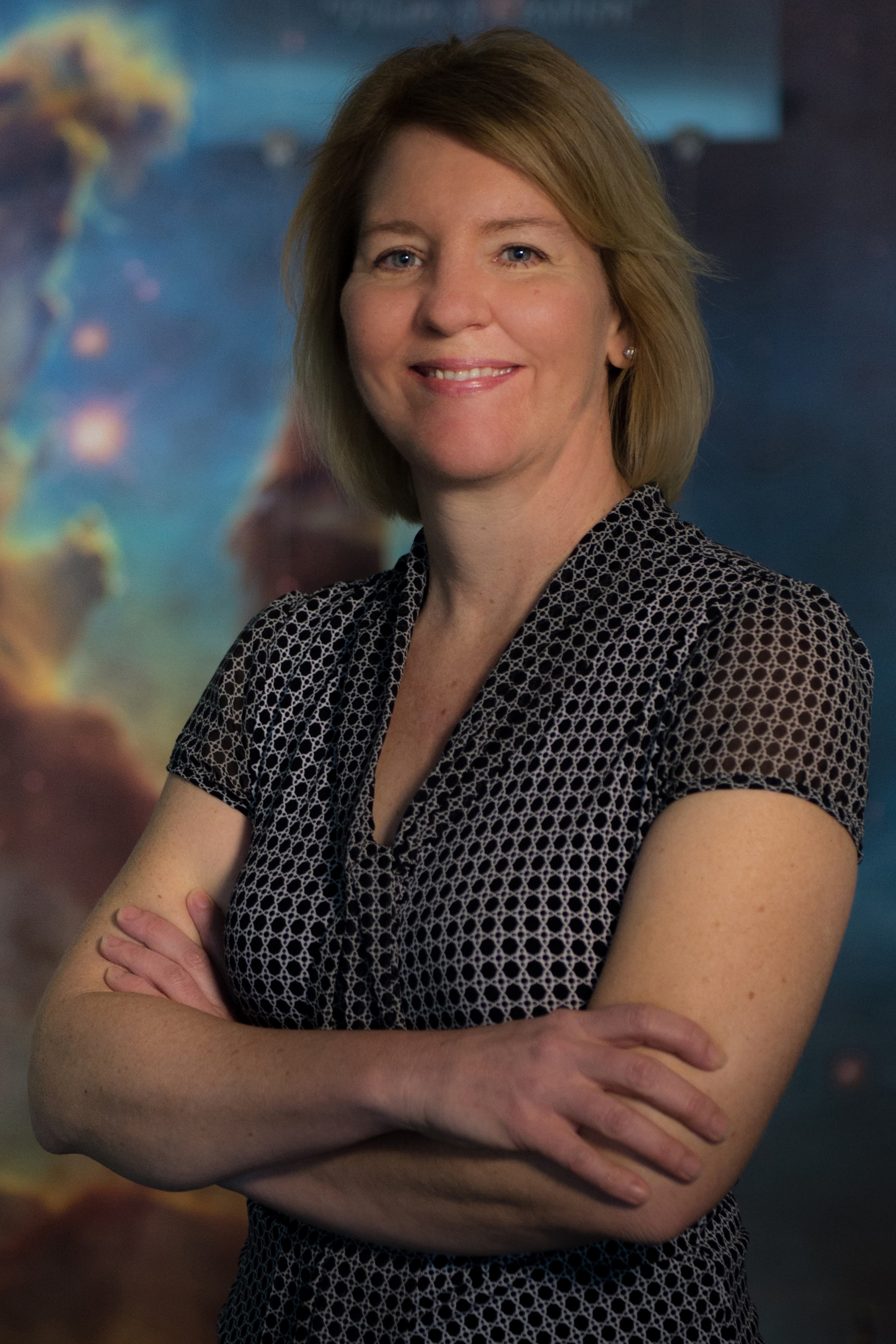 Michele Connerton - Hubble Contracting Officer | NASA