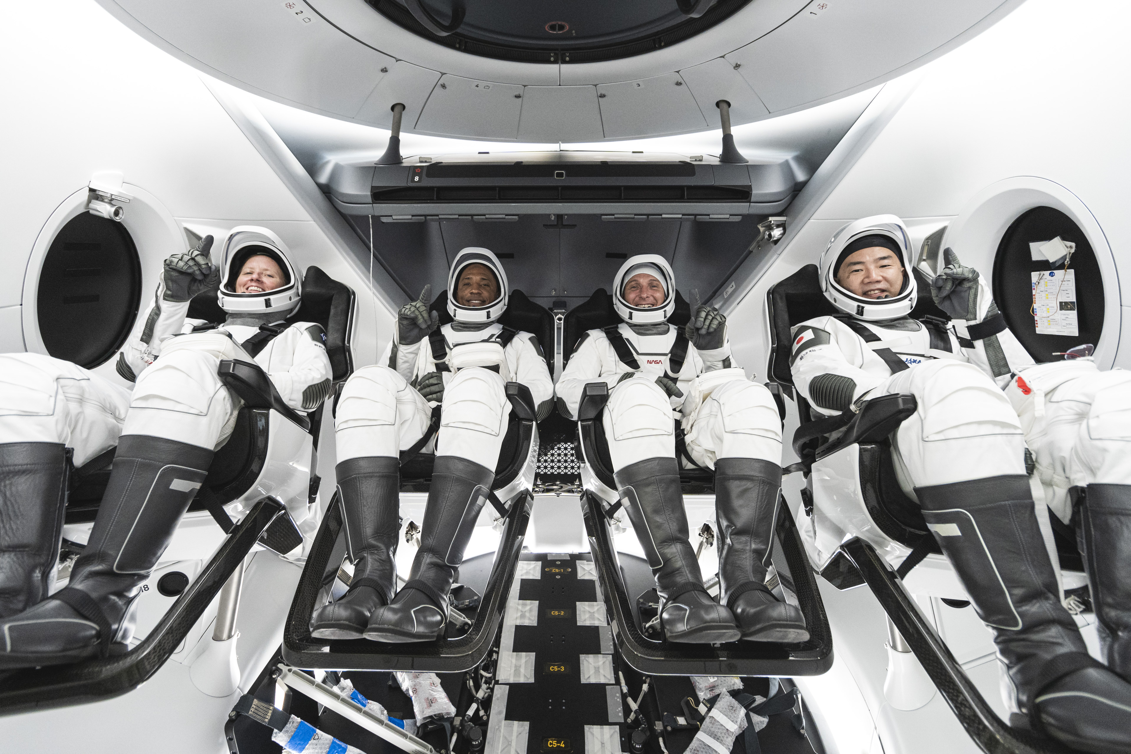NASA, SpaceX Invite Media to Crew-1 Mission Update, Target New Date | NASA