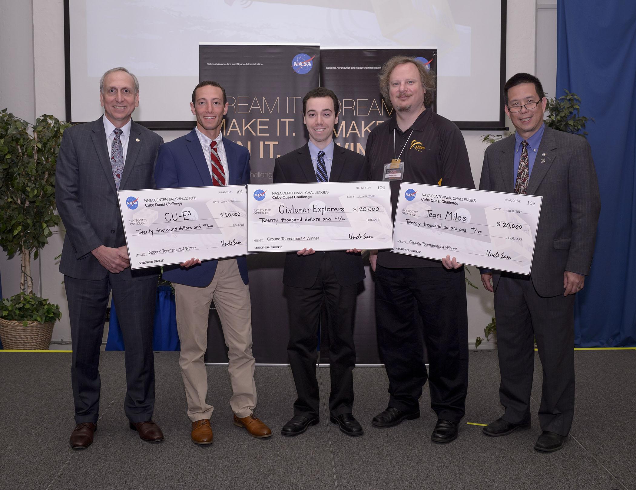 Three DIY CubeSats Score Rides on NASA