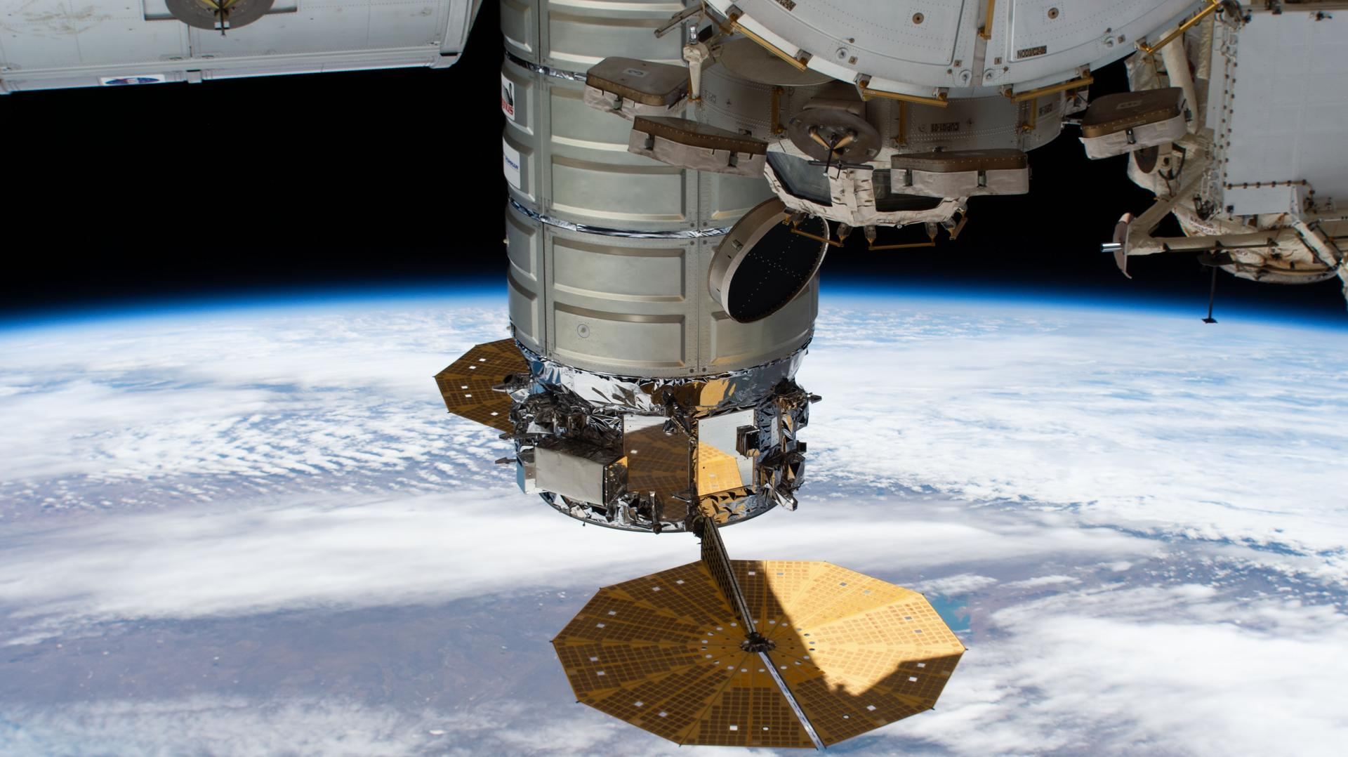 NASA Highlights Science on Next Northrop Grumman Space Station Mission - NASA