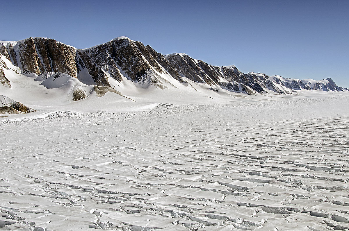 Image: More Glaciers in East Antarctica Are Waking Up