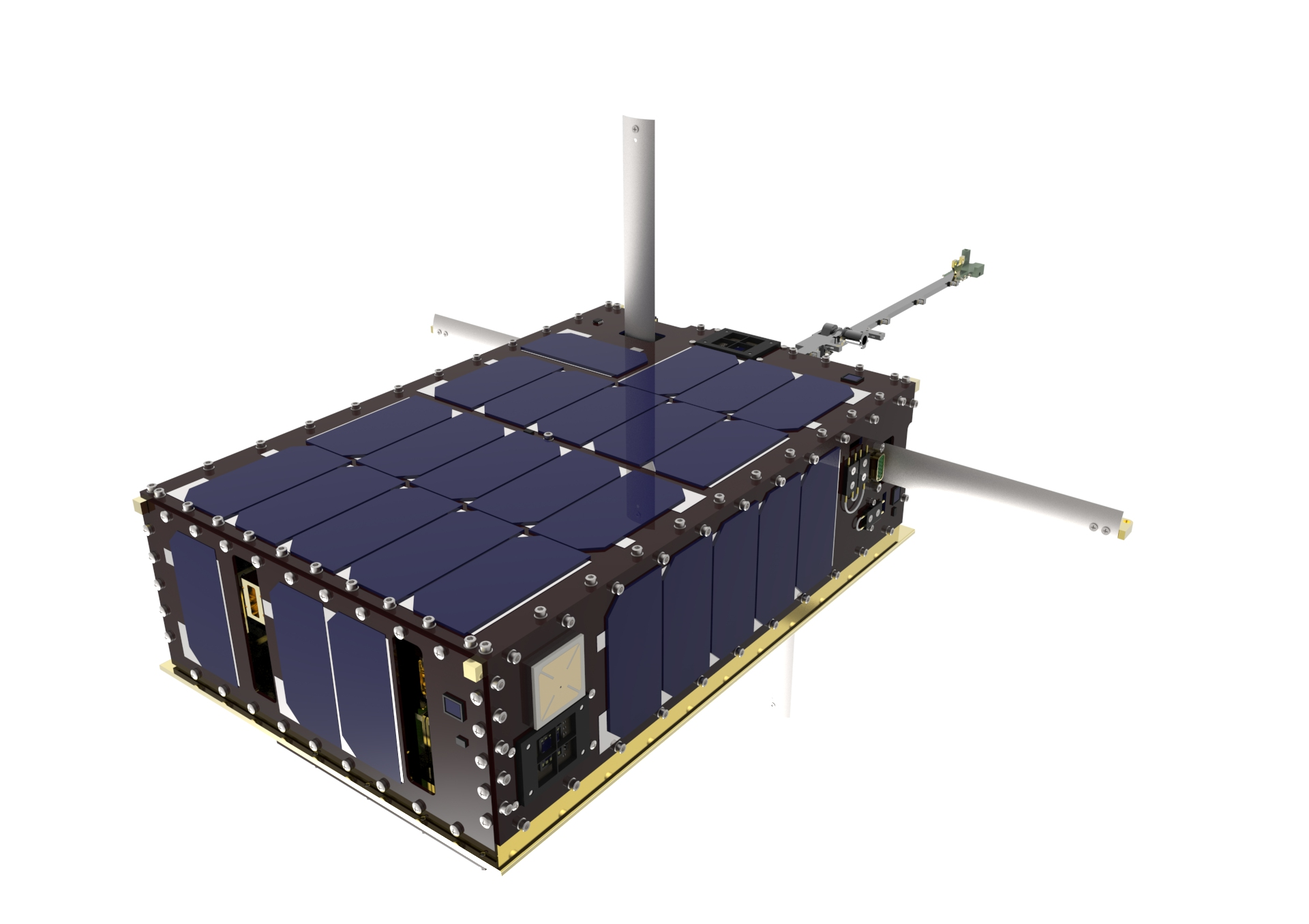 Nasa Team Set To Deliver Newfangled 6u Cubesat Nasa