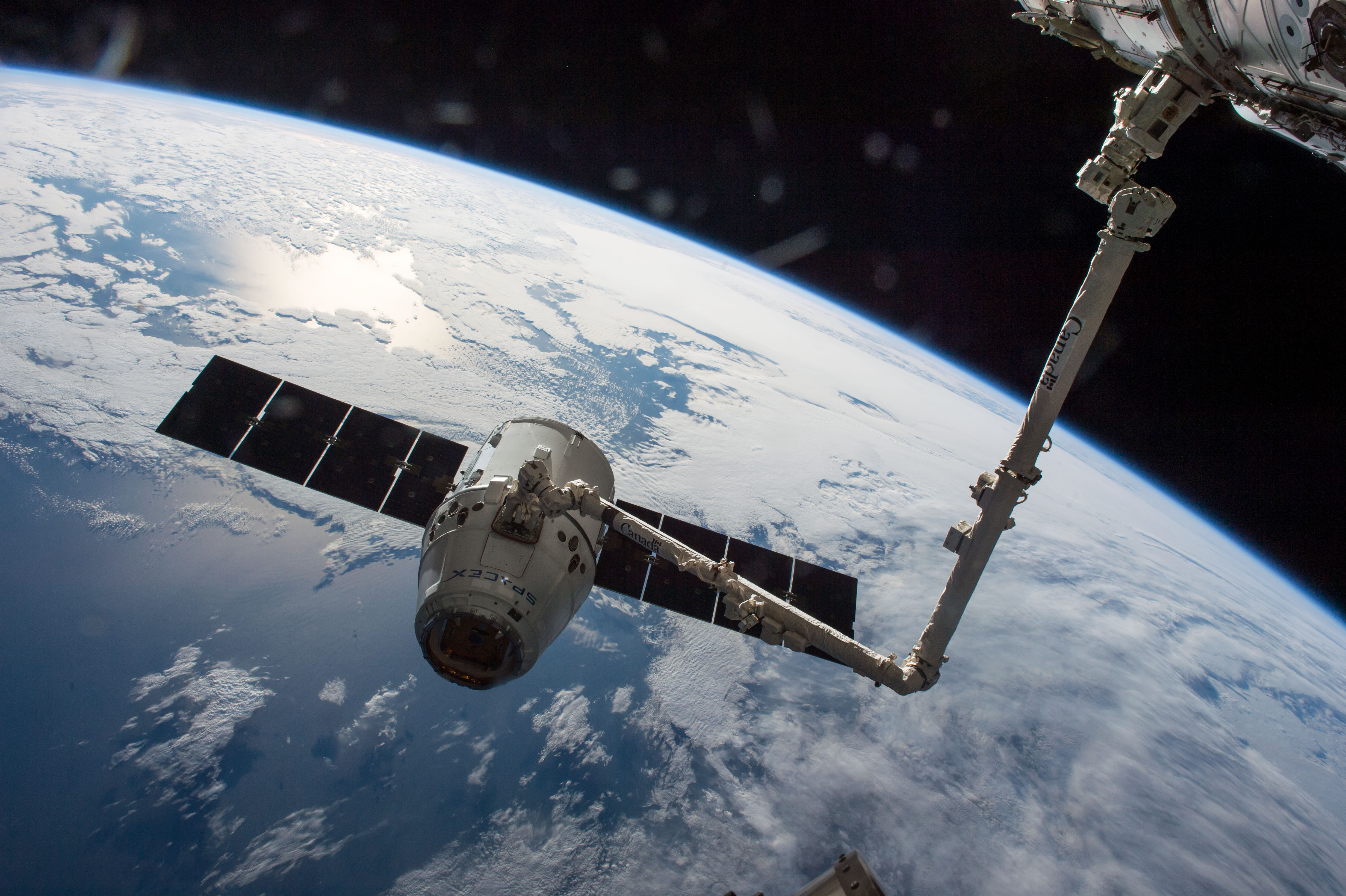 NASA TV to Broadcast Dragon Departure from International Space
