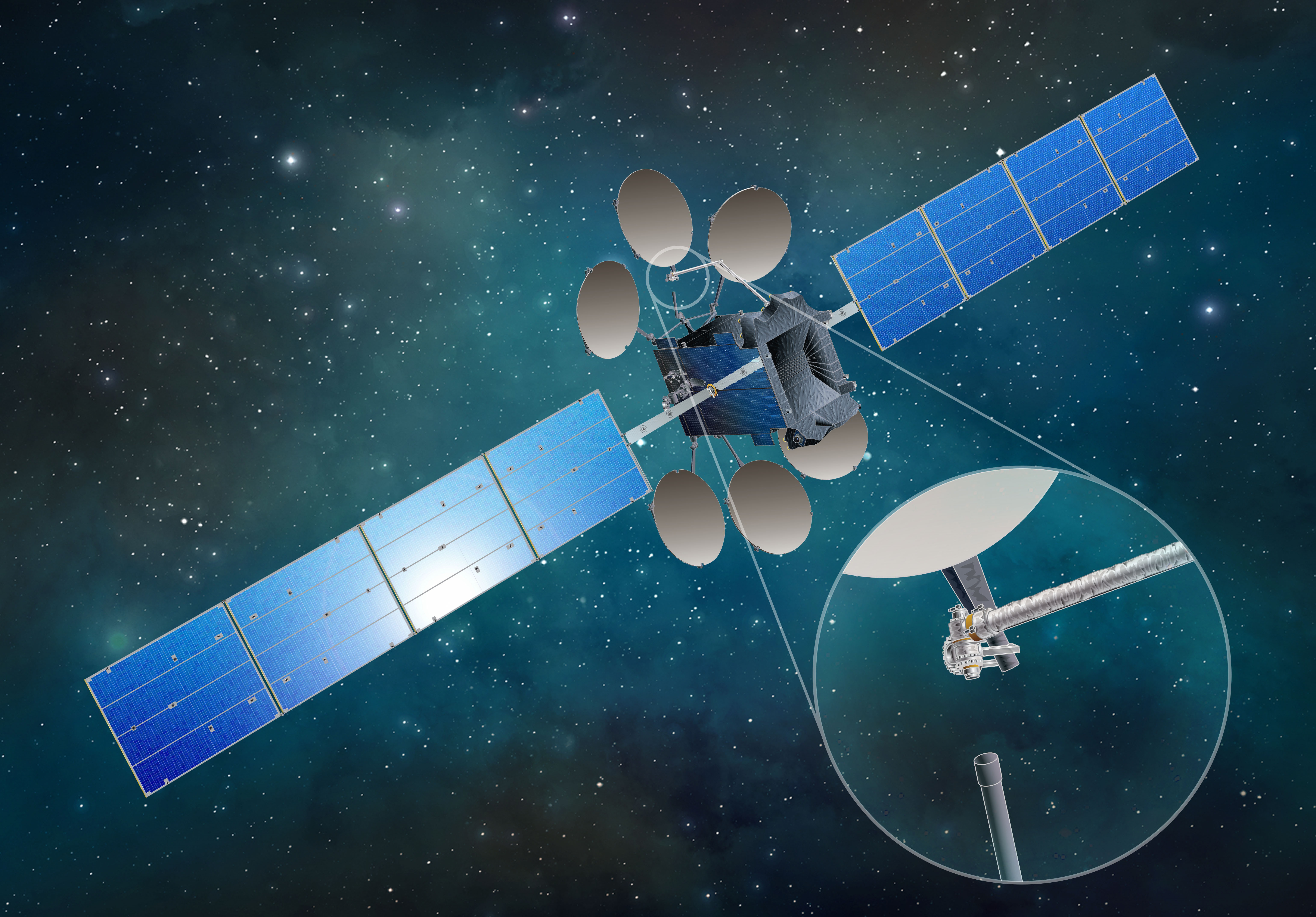 NASA's Dragonfly Project Demonstrates Robotic Satellite ...