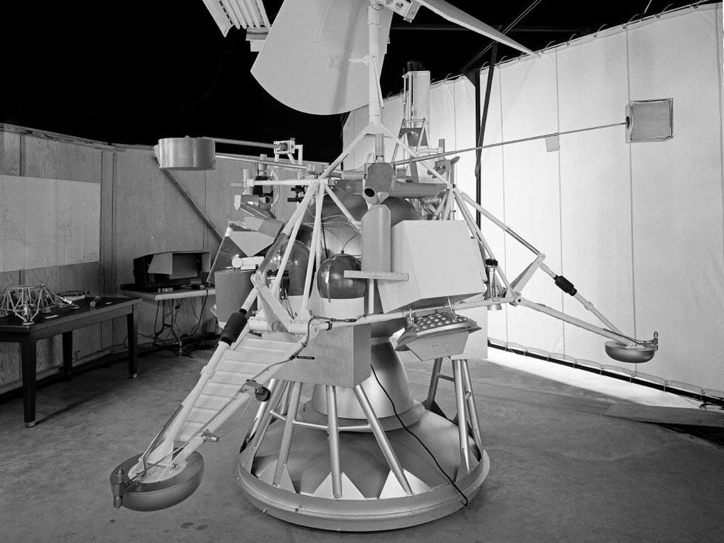 La Tierra puede haber capturado un cohete propulsor de la década de 1960.