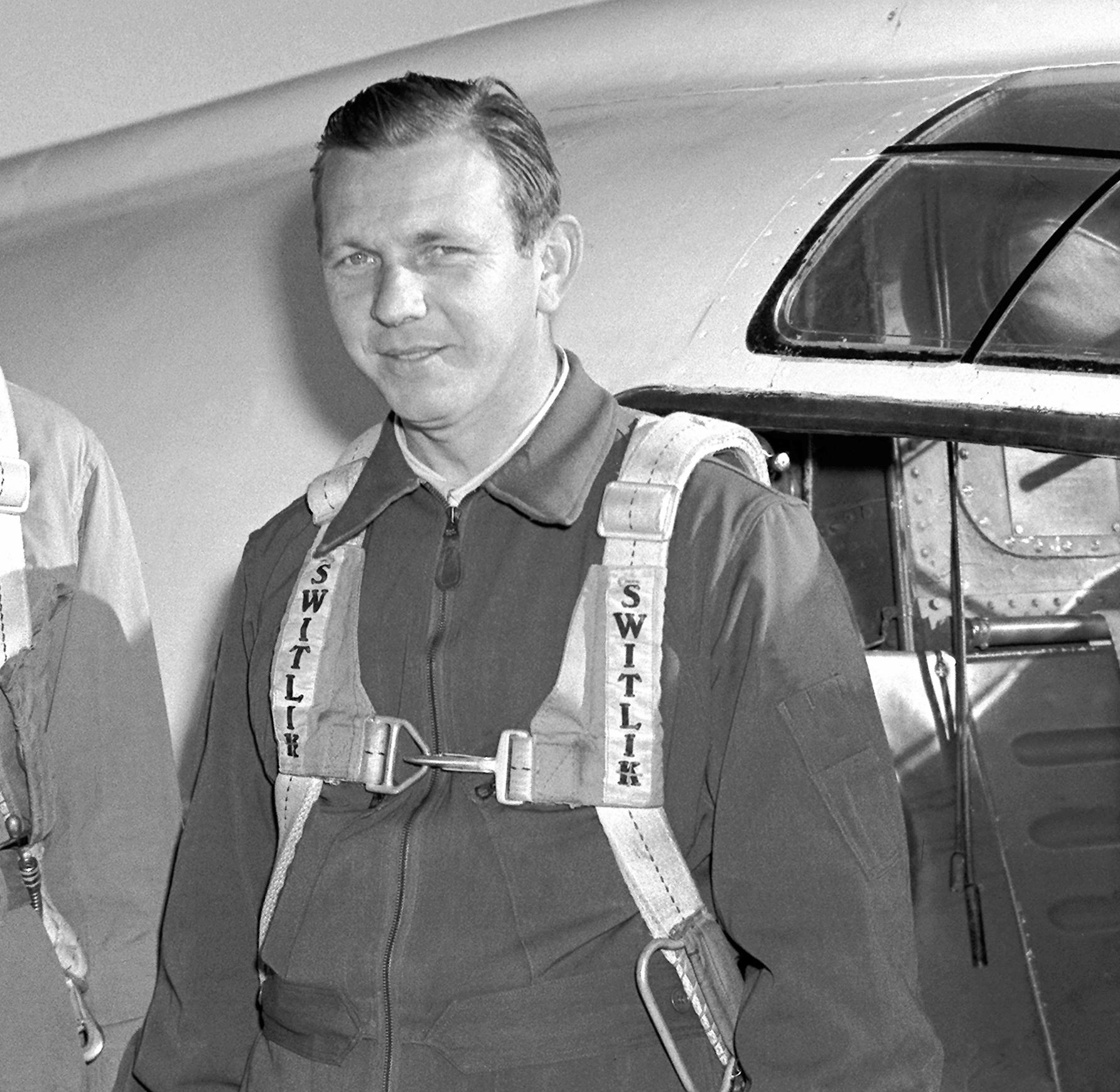 Bob hoover and dick
