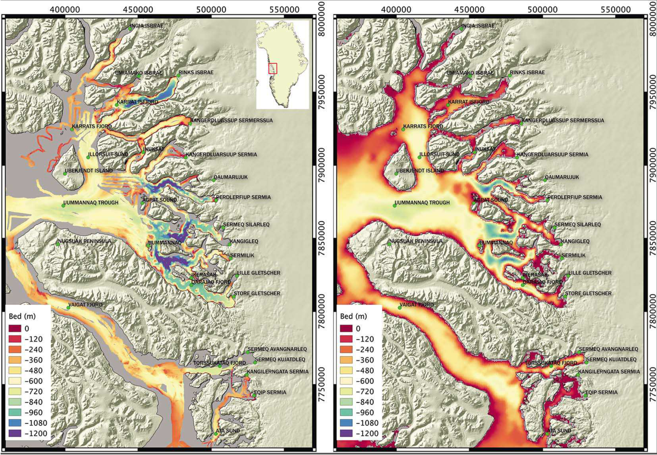 Can glacier melting enhance volcanic activity (see Geophys. Res. Lett. article)?