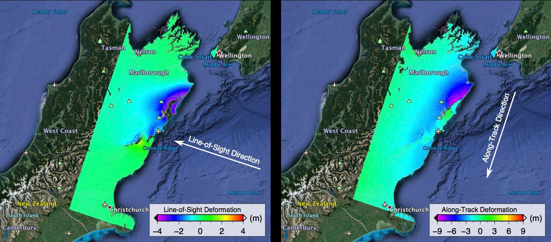 Study Of Complex 2016 Quake May Alter Hazard Models