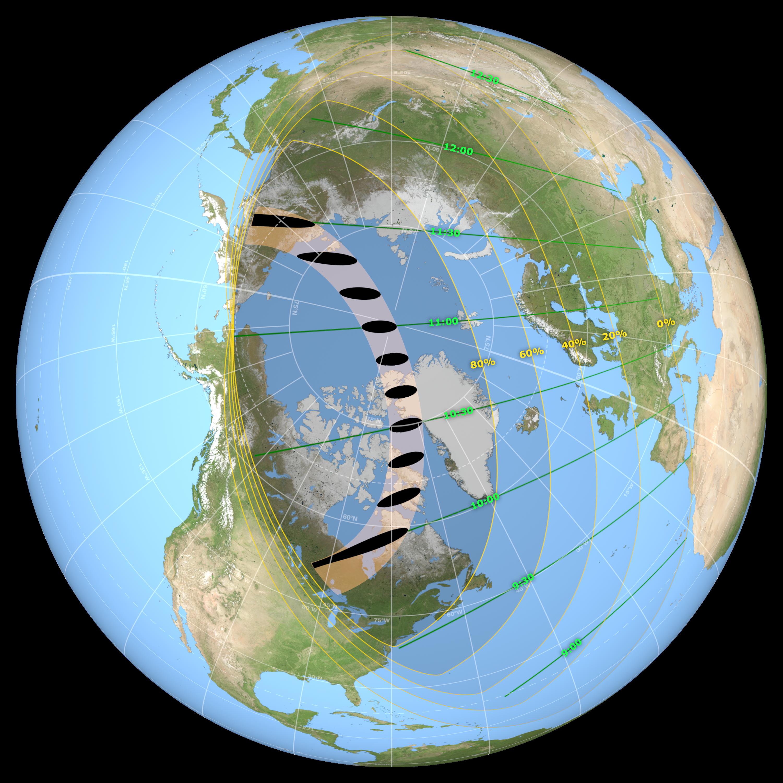 June 10, 2021 Eclipse