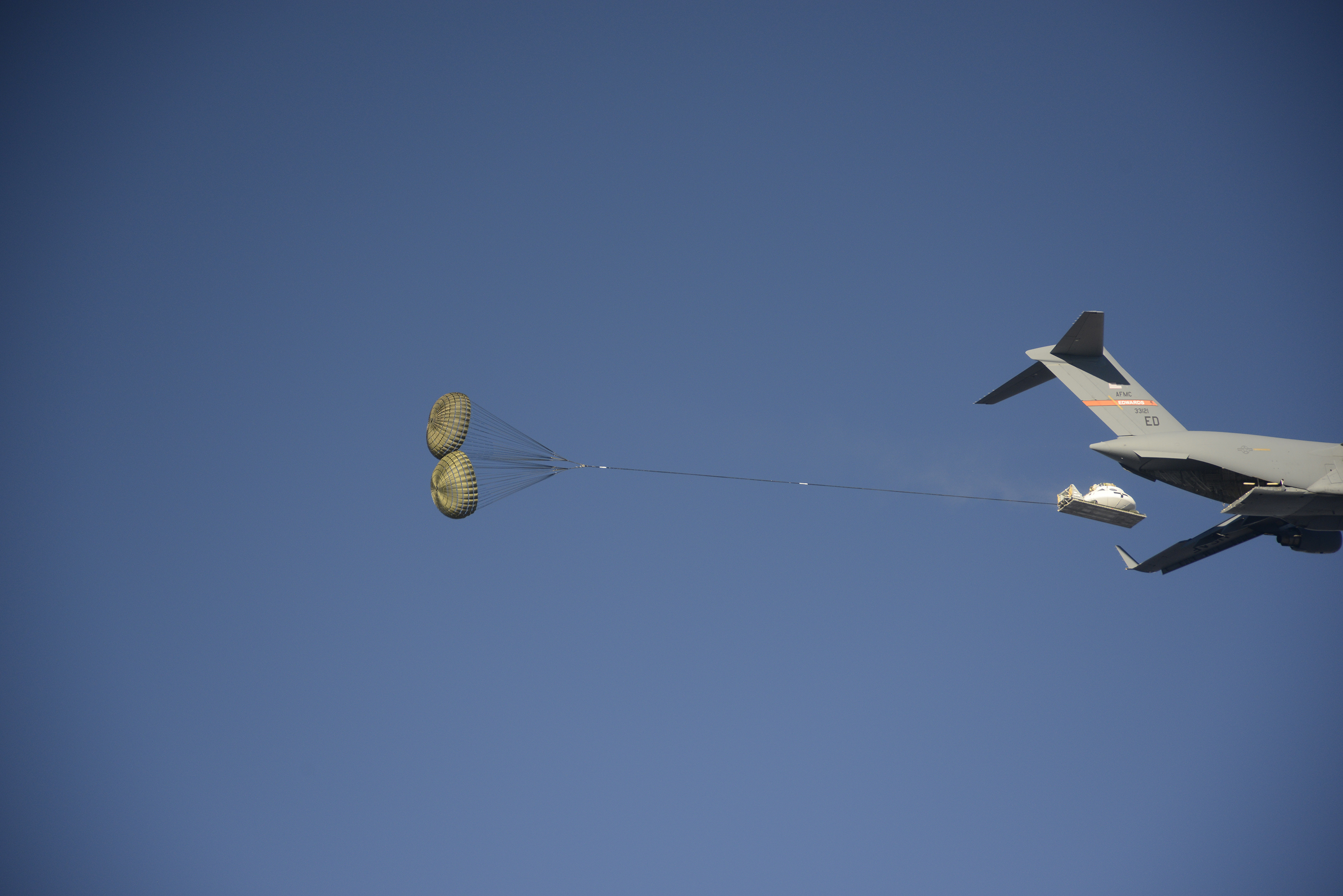 raft parachute nasa - photo #34