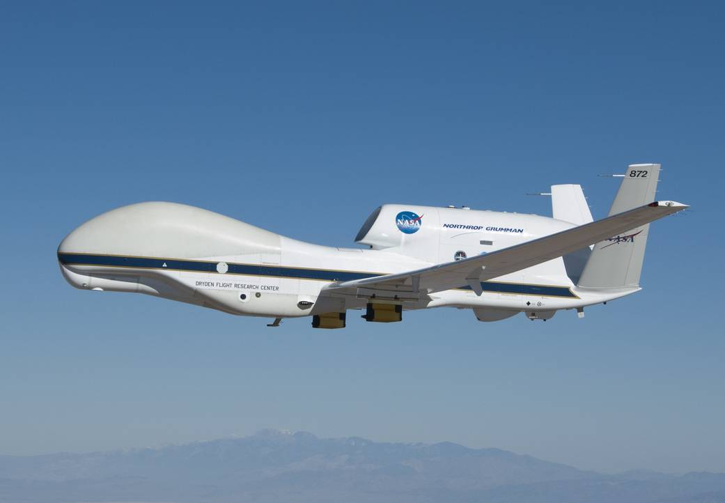 Global Hawk - Performance and Specifications | NASA