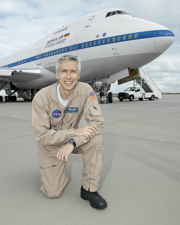 NASA Armstrong Pilot Biography: Paul Newton | NASA